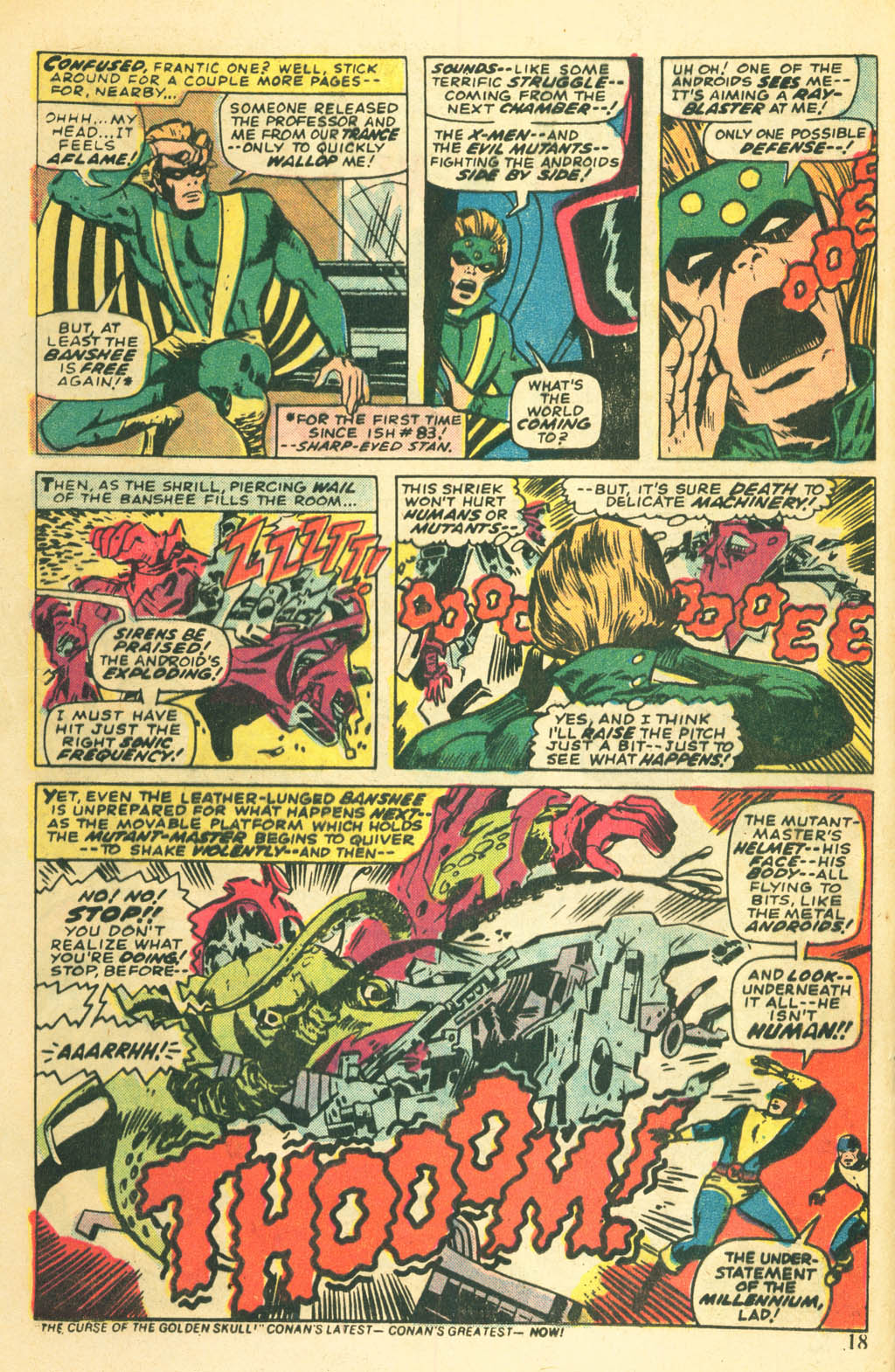 Read online Uncanny X-Men (1963) comic -  Issue #87 - 20