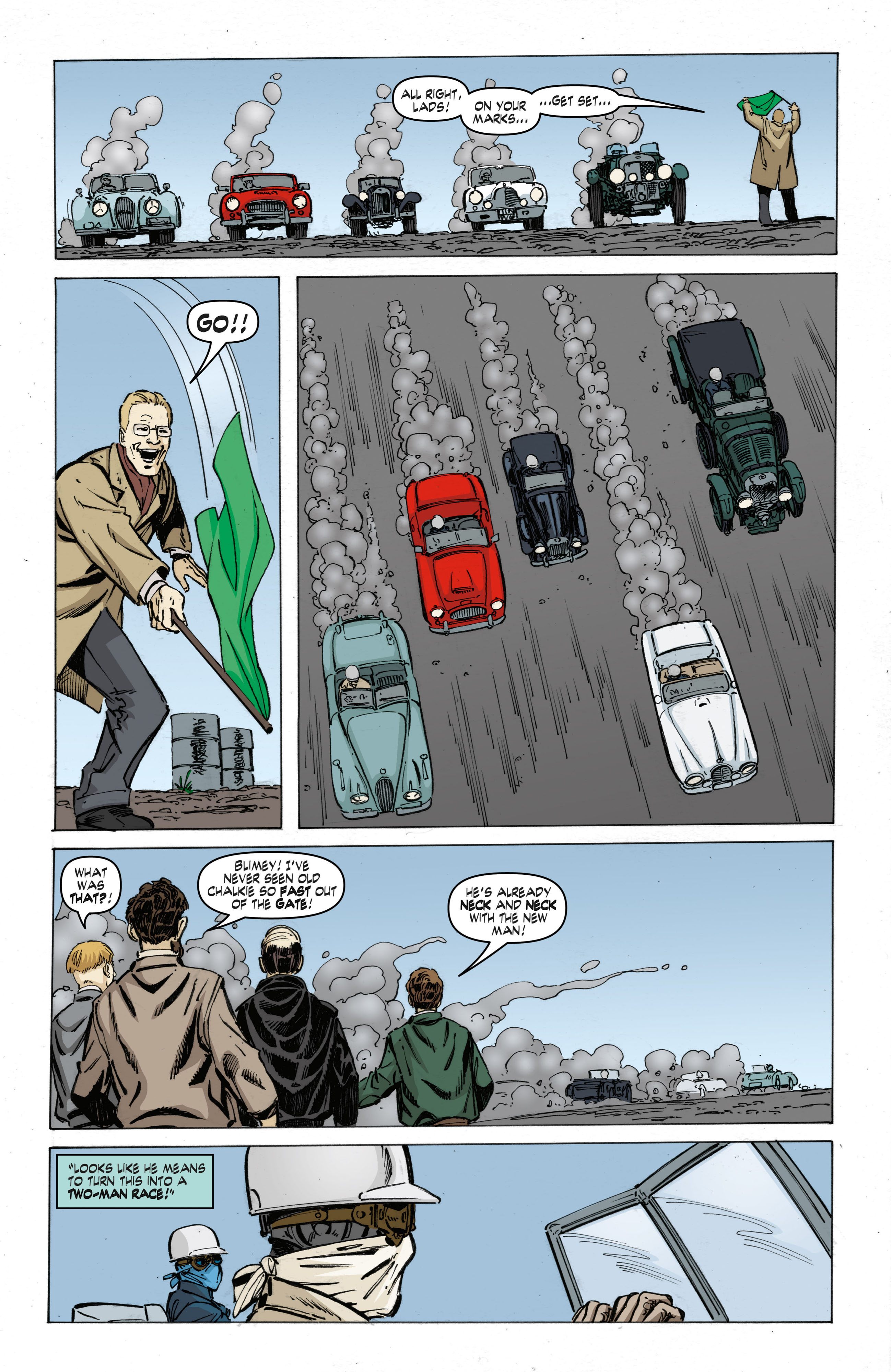 Read online Cold War comic -  Issue # TPB - 48
