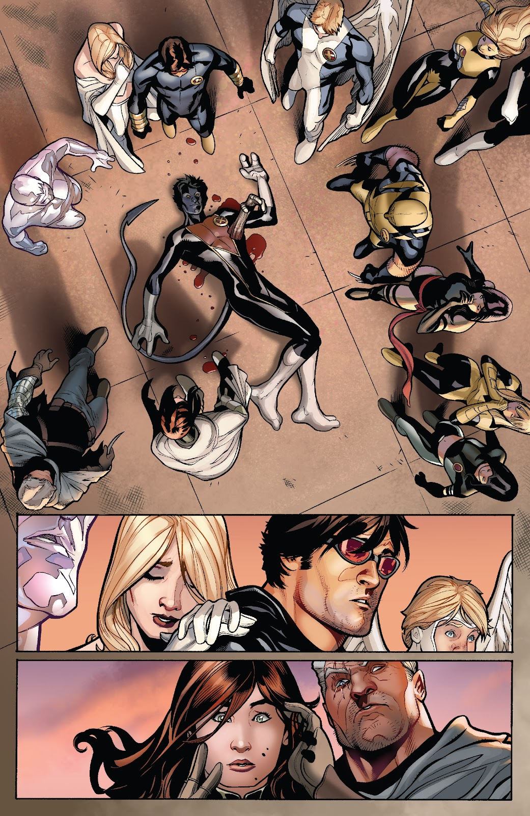 Read online X-Men: Second Coming comic -  Issue # _TPB (Part 2) - 40