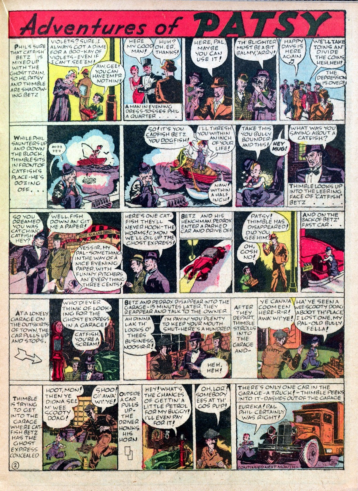 Read online Famous Funnies comic -  Issue #45 - 31