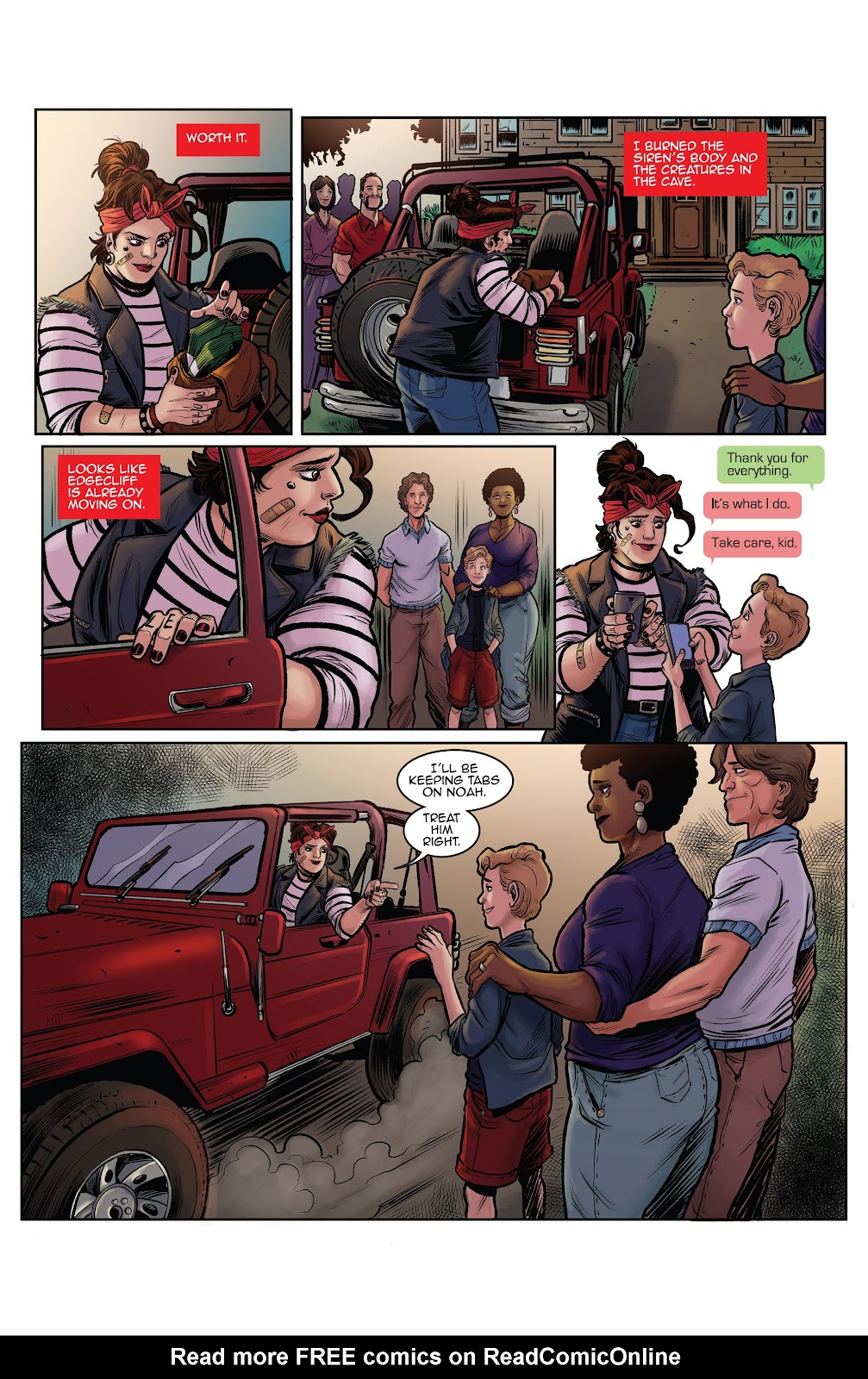Read online Black Betty comic -  Issue #8 - 24