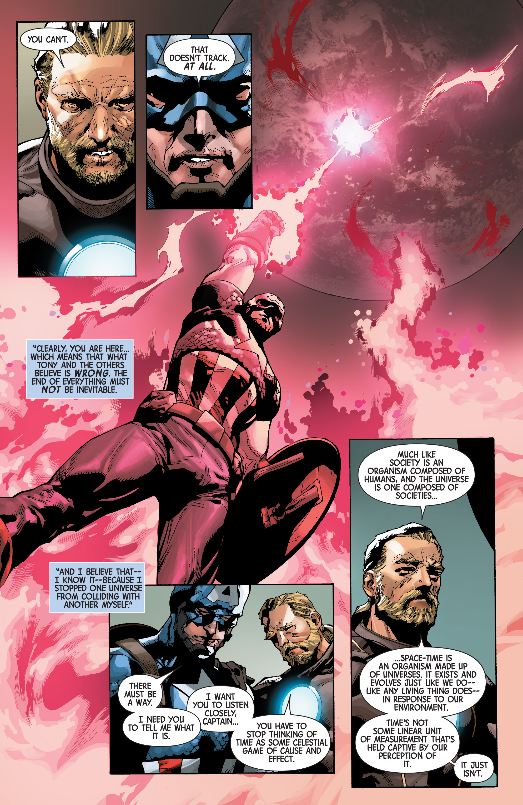 Read online Avengers (2013) comic -  Issue #Avengers (2013) _TPB 6 - 93