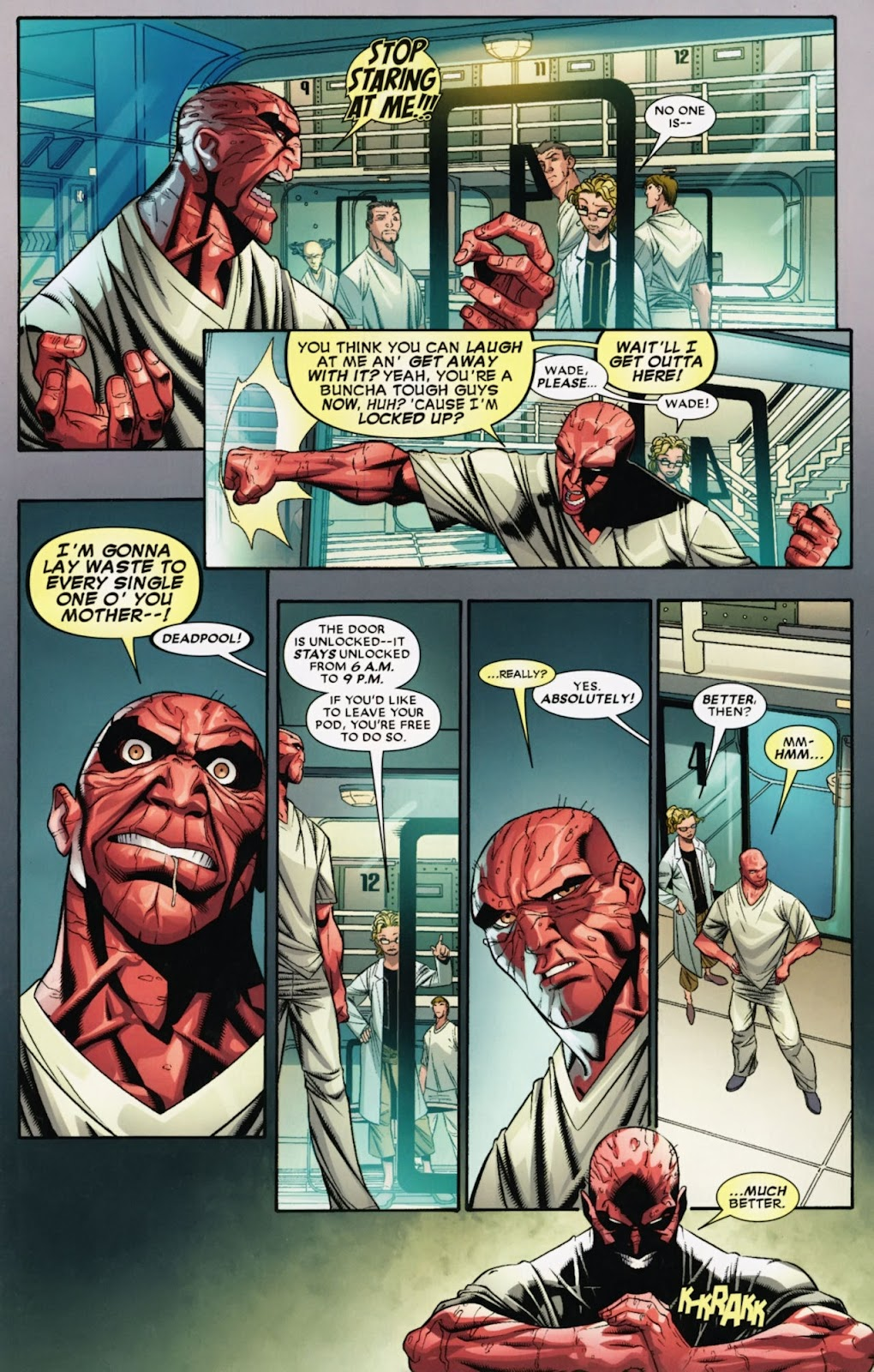 Read online Deadpool (2008) comic -  Issue #40 - 18
