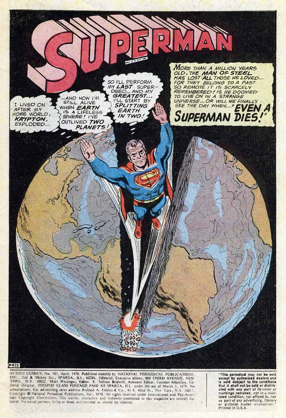 Read online Action Comics (1938) comic -  Issue #387 - 3
