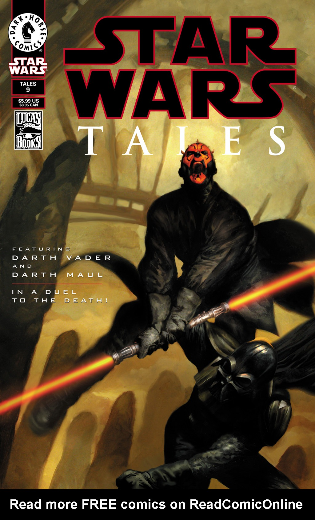 Star Wars Tales 9 Page 1