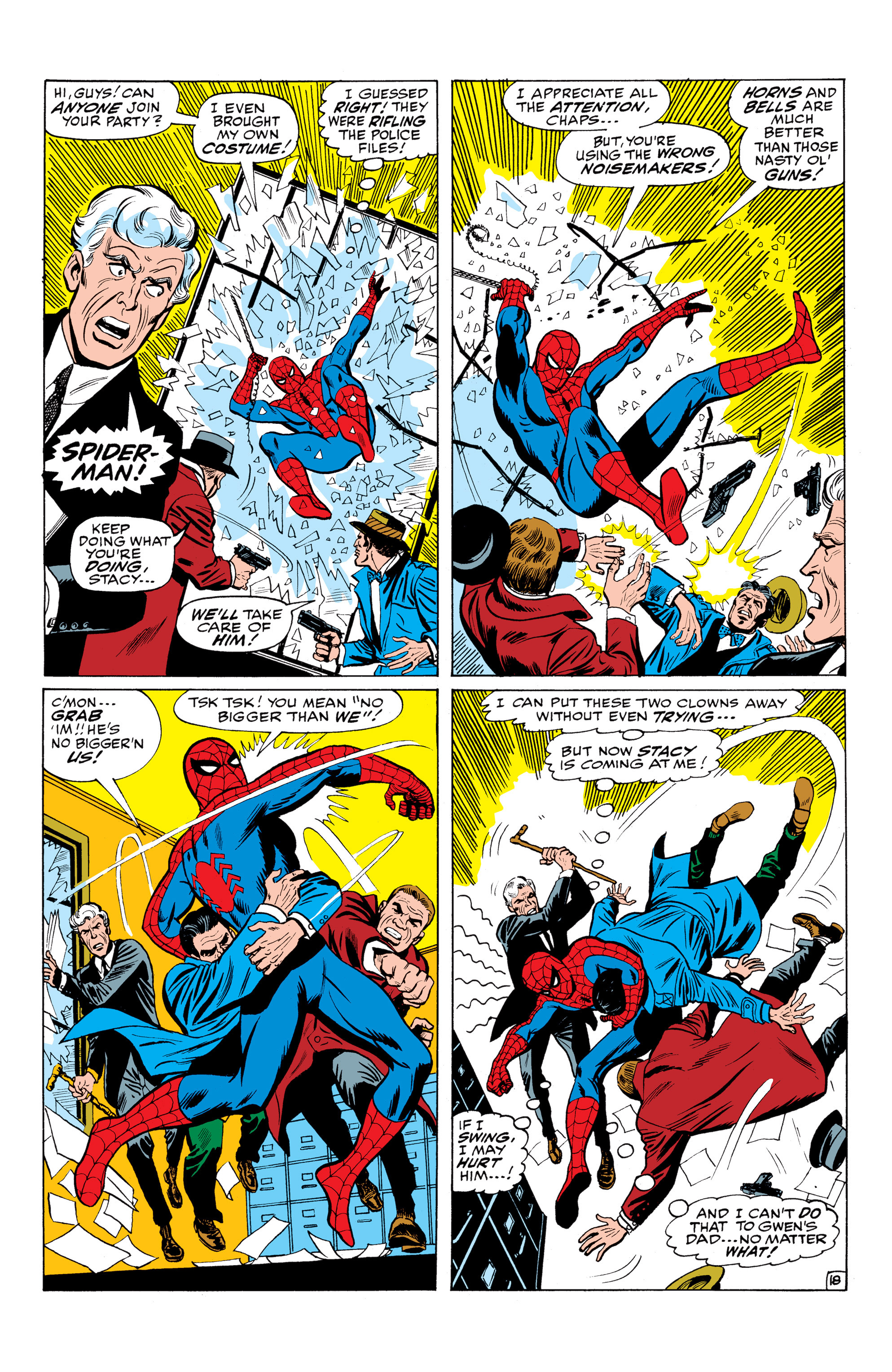 The Amazing Spider-Man (1963) 60 Page 18