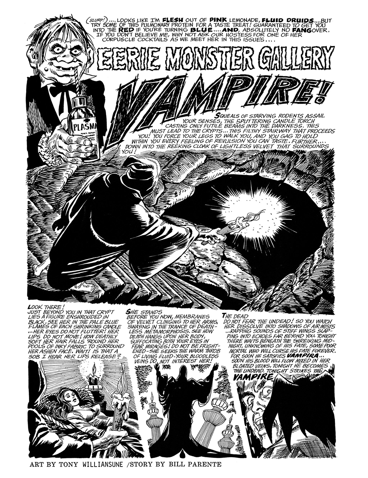 Read online Eerie Archives comic -  Issue # TPB 5 - 103