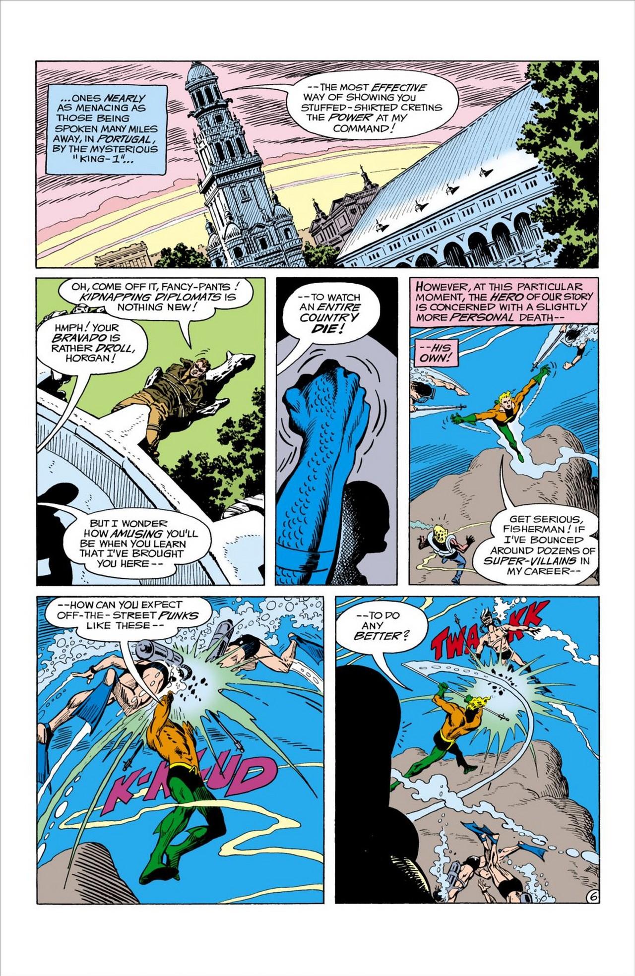 Read online Aquaman (1962) comic -  Issue #59 - 7