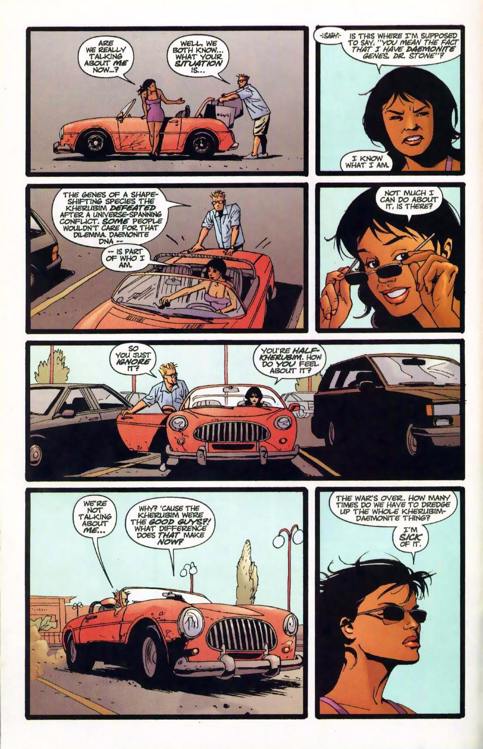 Wildcats (1999) Issue #15 #16 - English 18