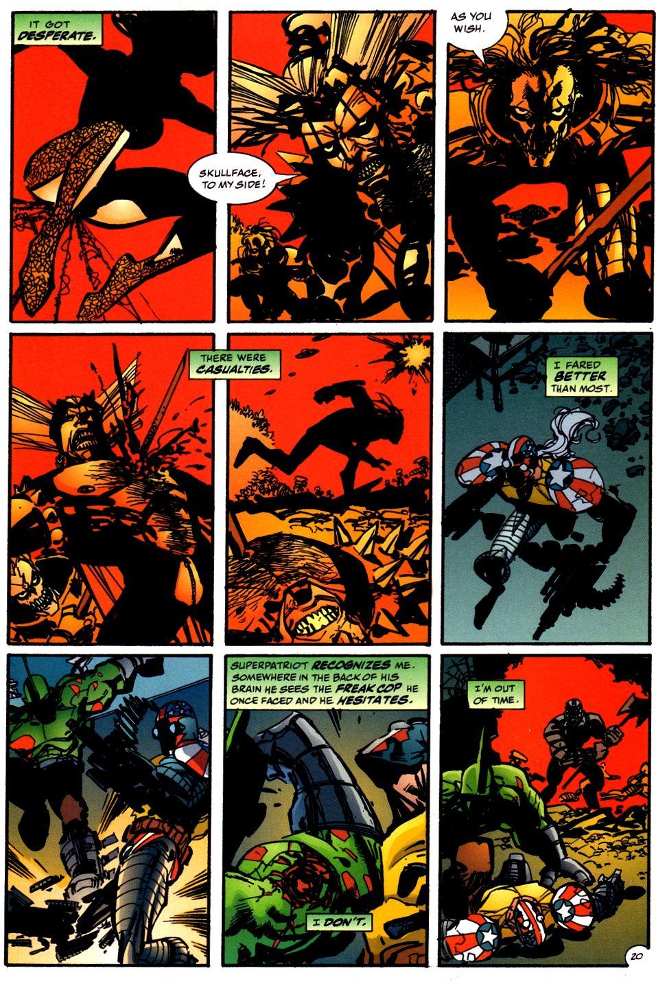 The Savage Dragon (1993) Issue #93 #96 - English 20