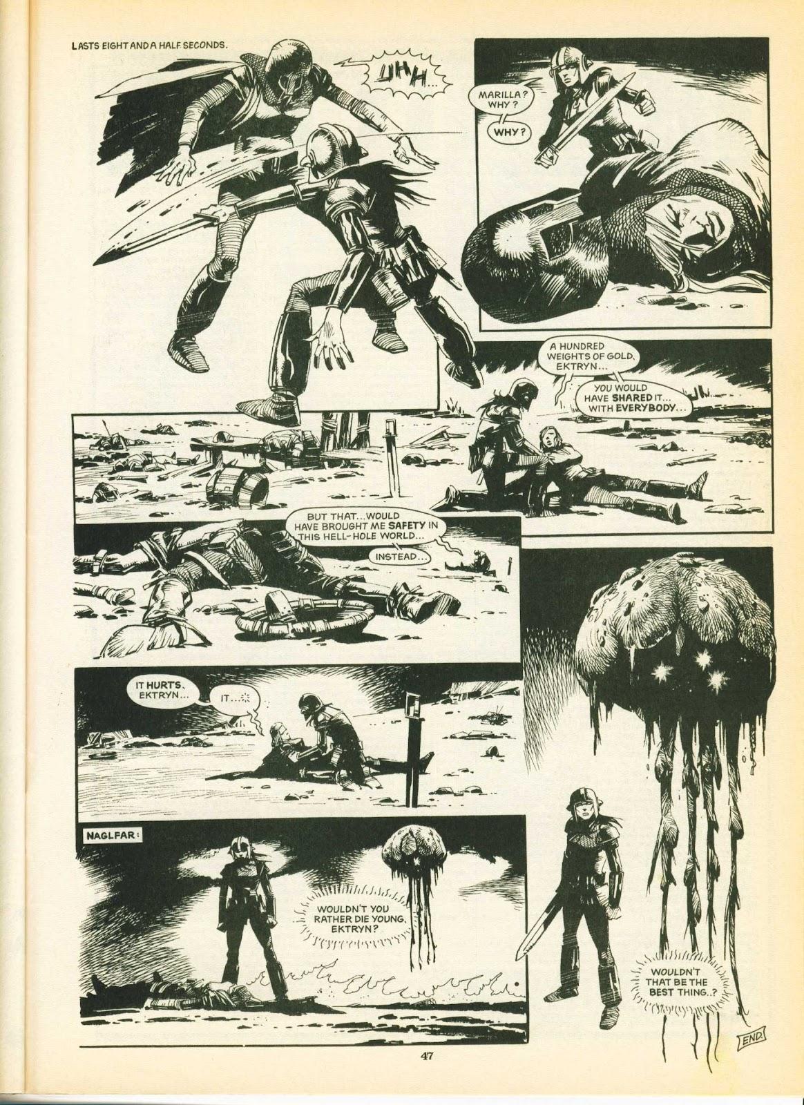 Warrior Issue #14 #15 - English 47