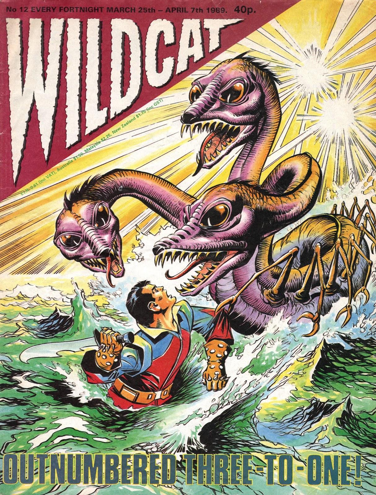 Wildcat 12 Page 1
