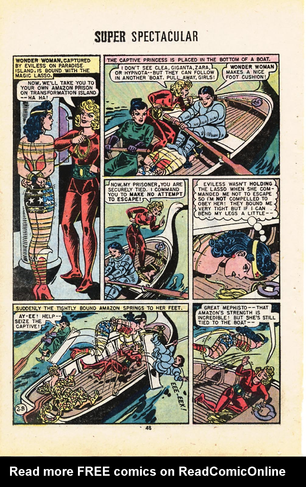 Read online Adventure Comics (1938) comic -  Issue #416 - 48