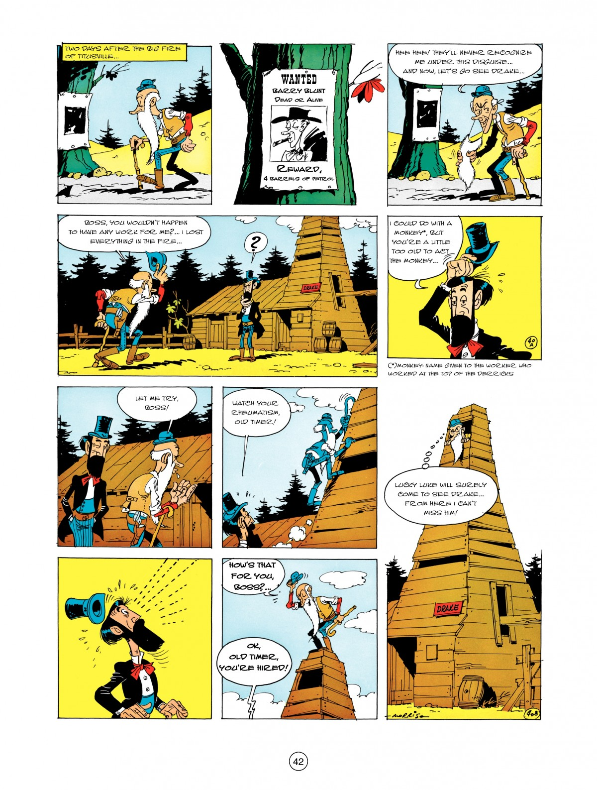 A Lucky Luke Adventure 5 Page 43