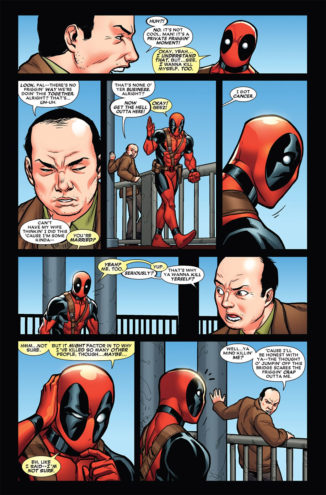 Read online Deadpool (2008) comic -  Issue #45 - 20