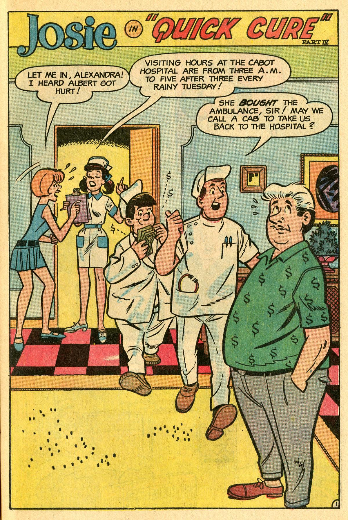 Read online She's Josie comic -  Issue #31 - 29