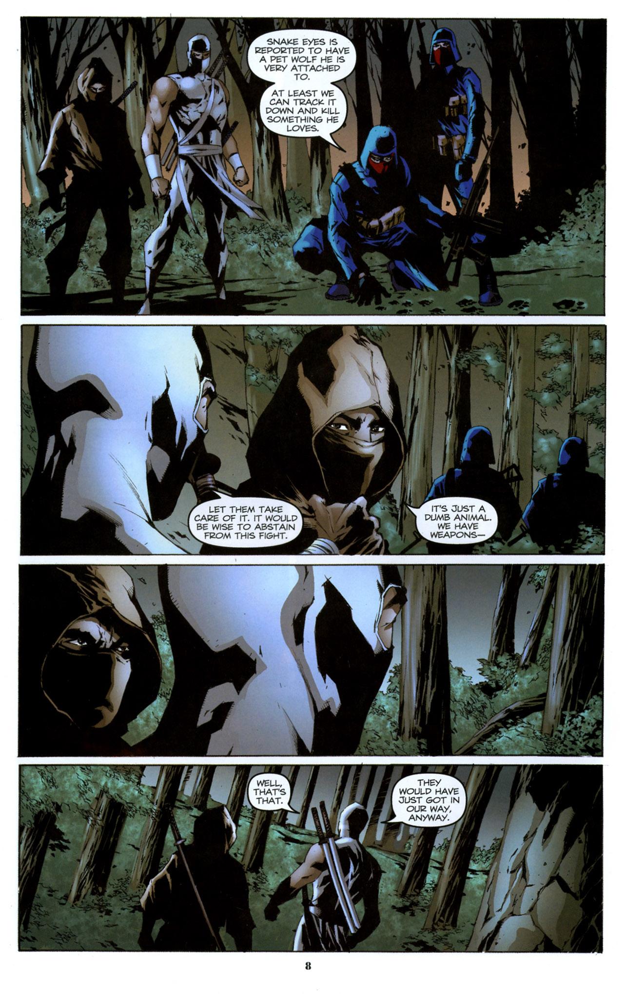 G.I. Joe: A Real American Hero 157 Page 9
