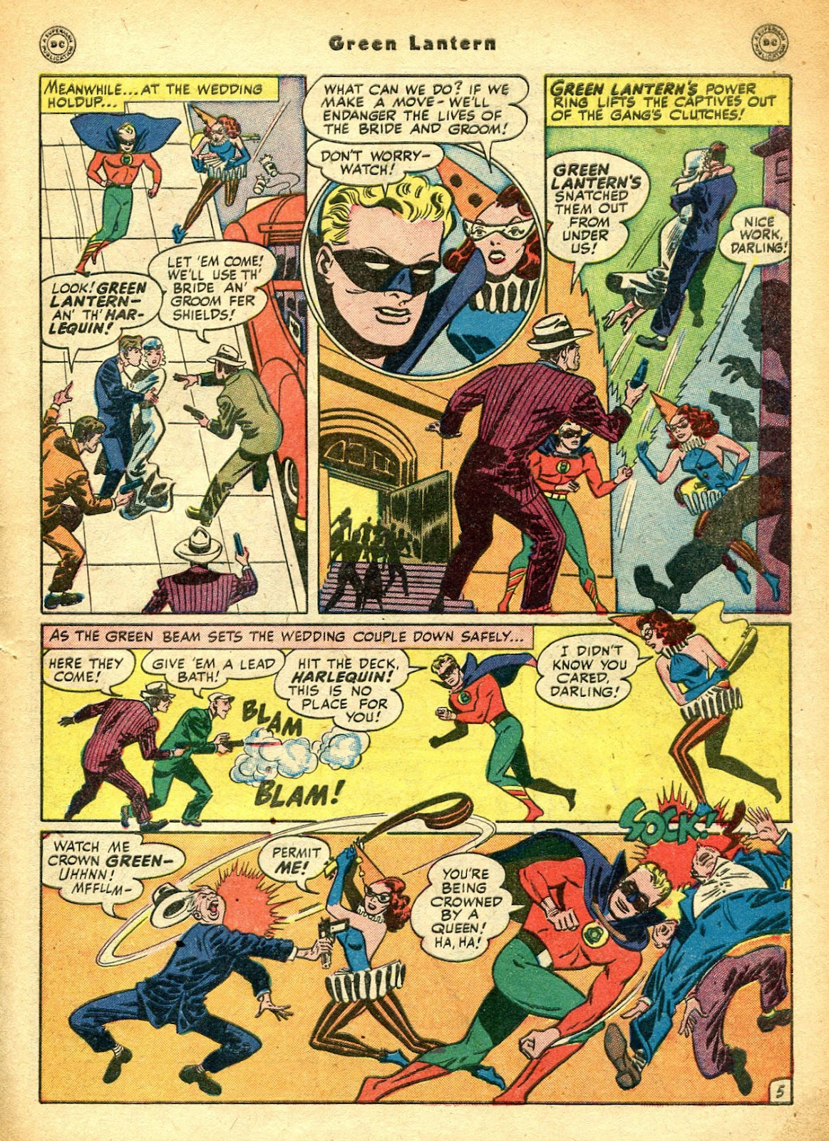 Green Lantern (1941) Issue #33 #33 - English 40