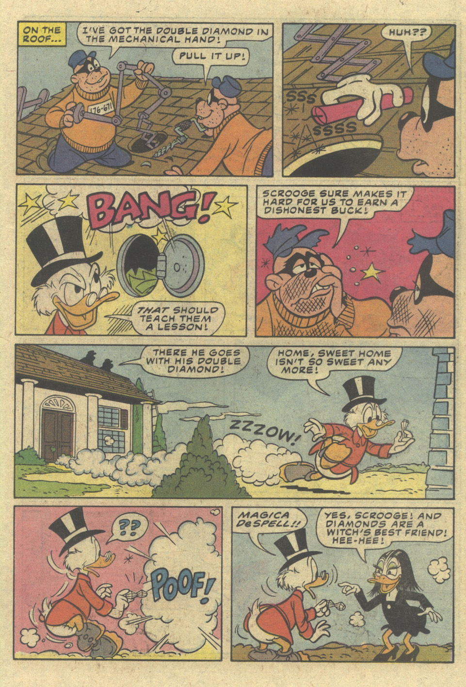 Read online Uncle Scrooge (1953) comic -  Issue #204 - 23