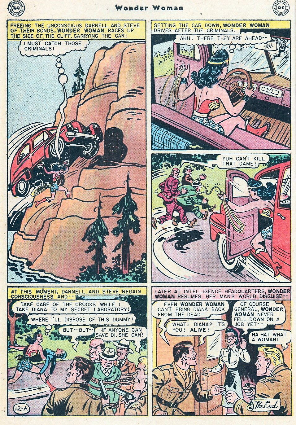 Read online Wonder Woman (1942) comic -  Issue #27 - 14