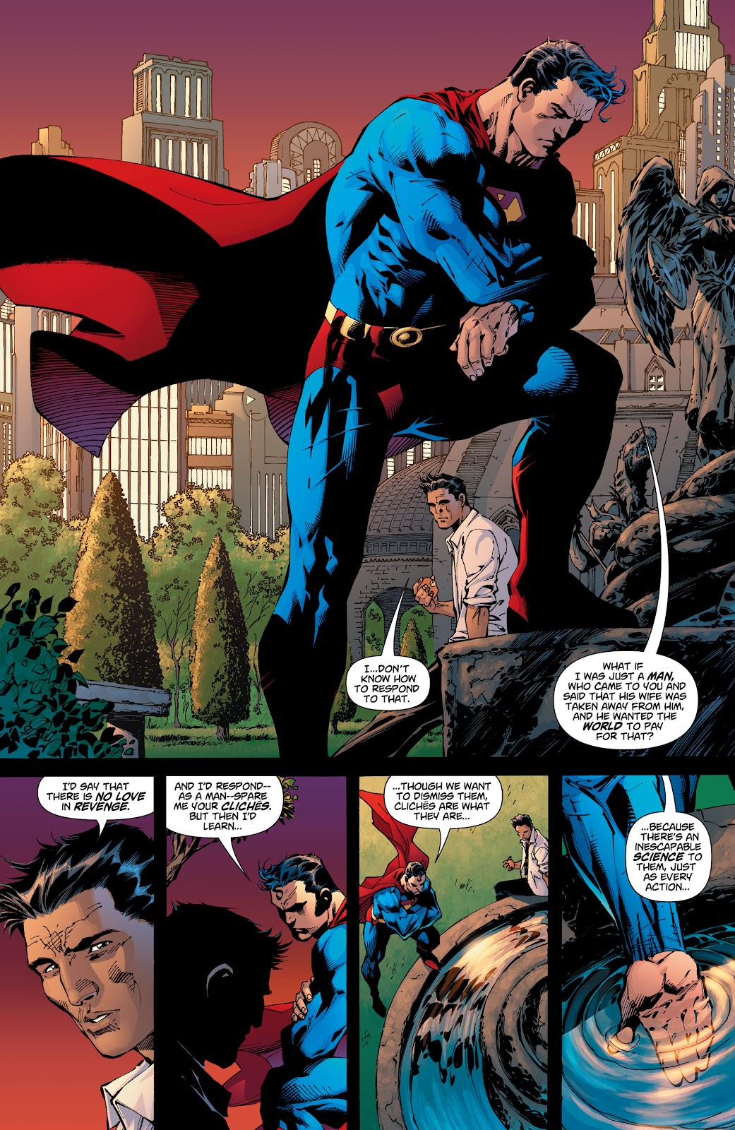 Read online Superman: For Tomorrow comic -  Issue # TPB (Part 1) - 62