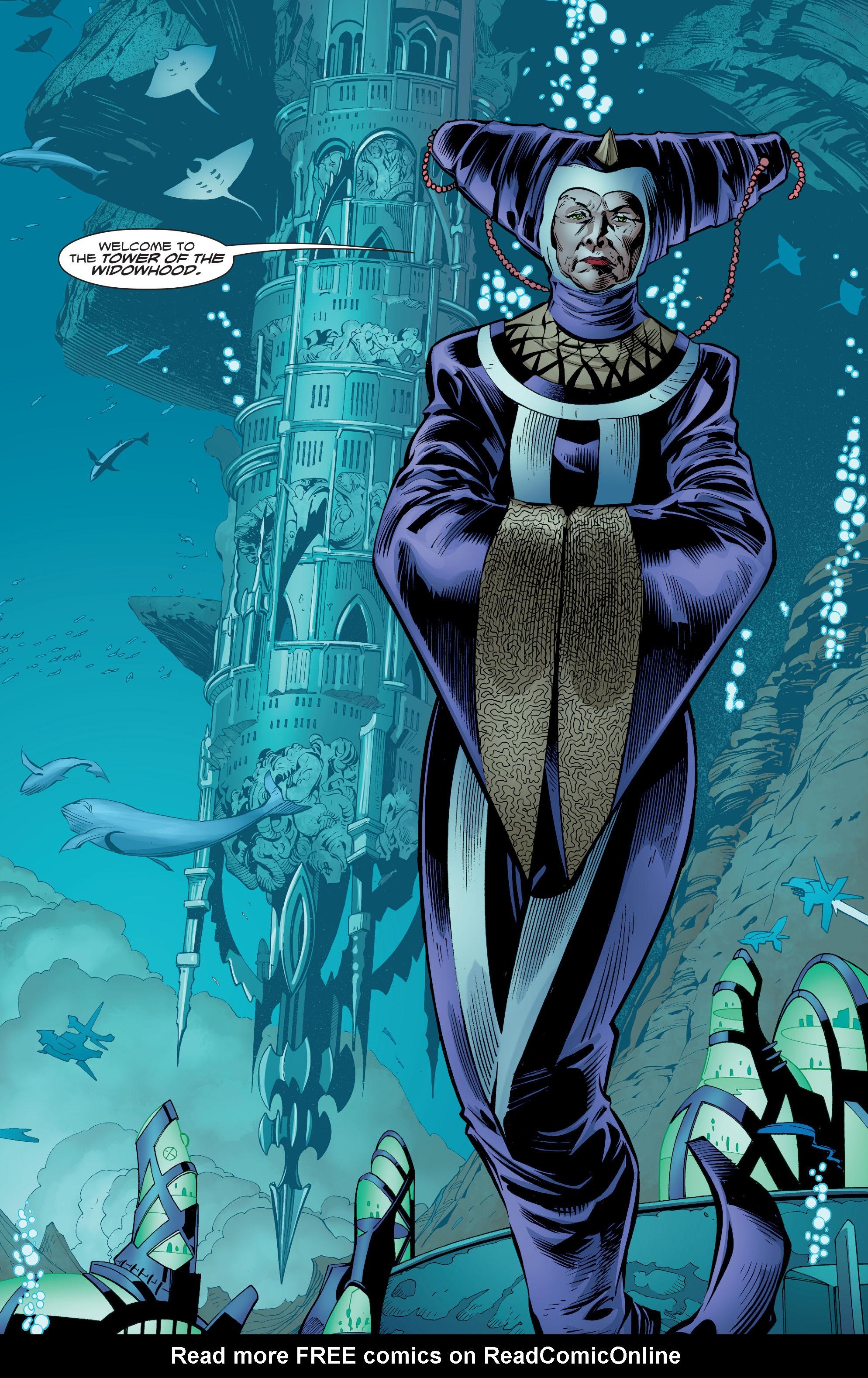 Read online Aquaman (2016) comic -  Issue #8 - 4
