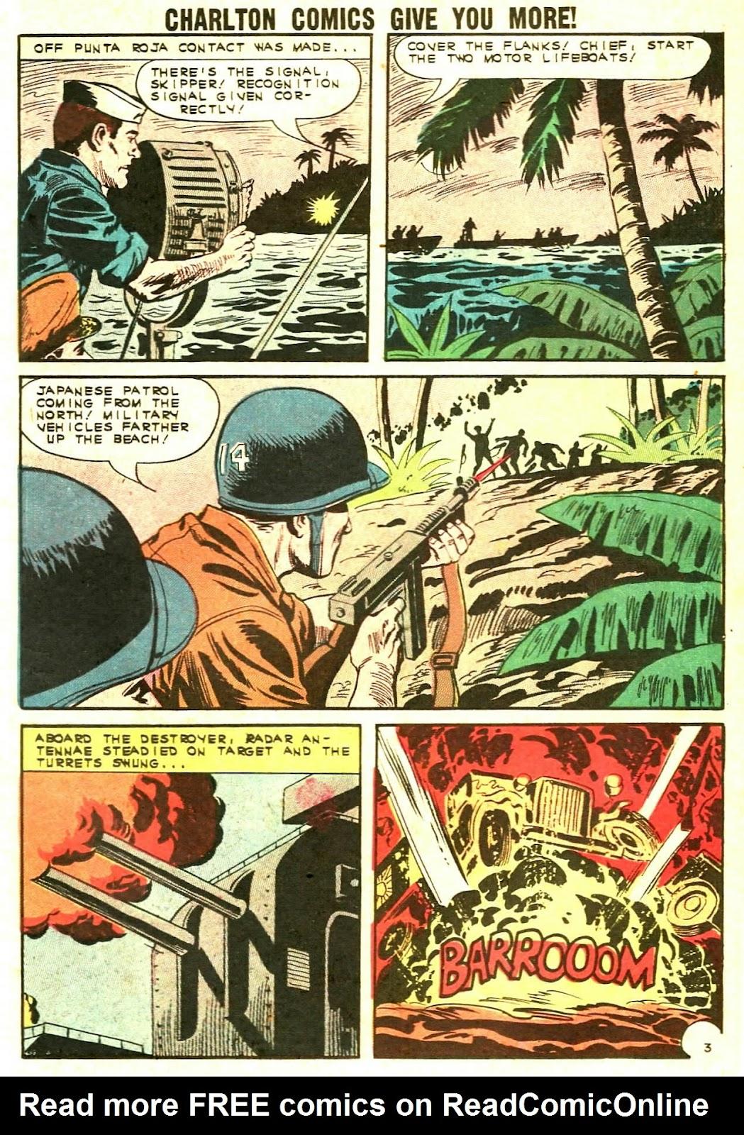 Read online Fightin' Navy comic -  Issue #110 - 11