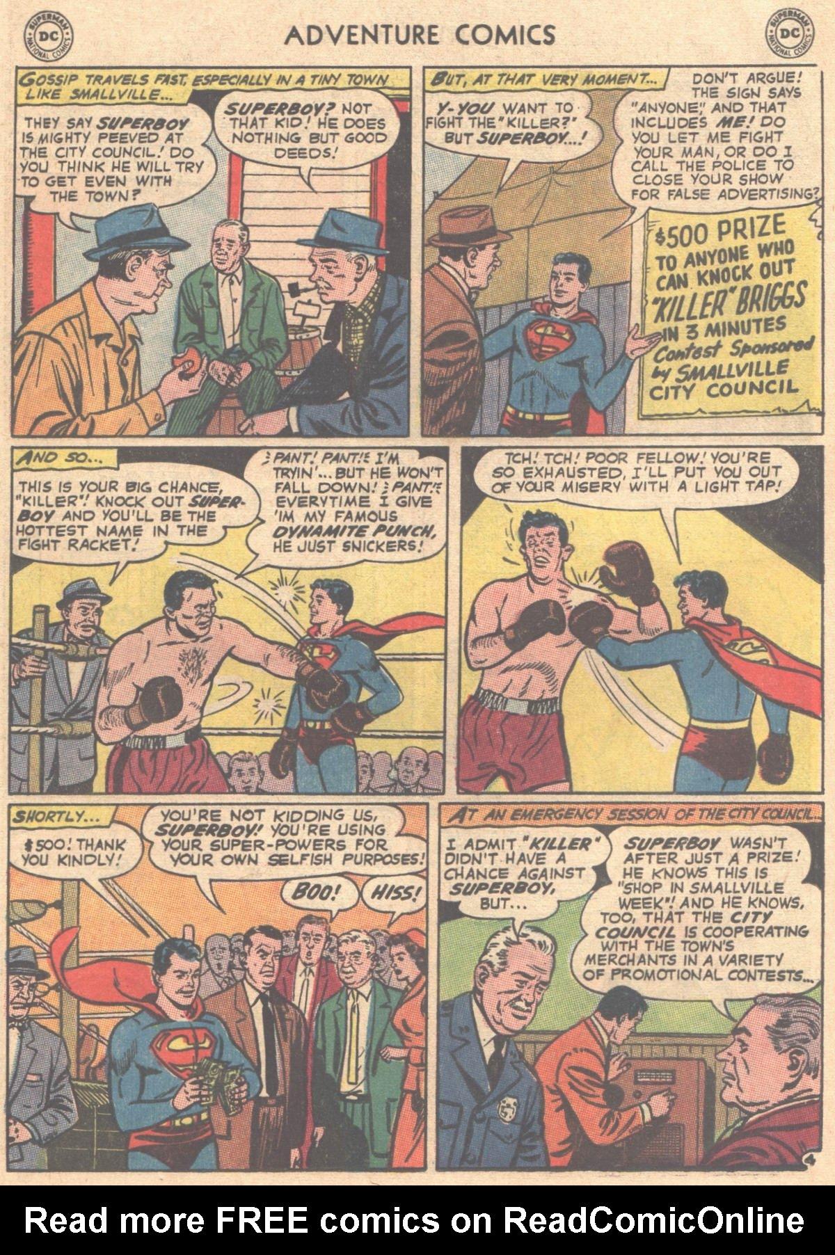Read online Adventure Comics (1938) comic -  Issue #333 - 22