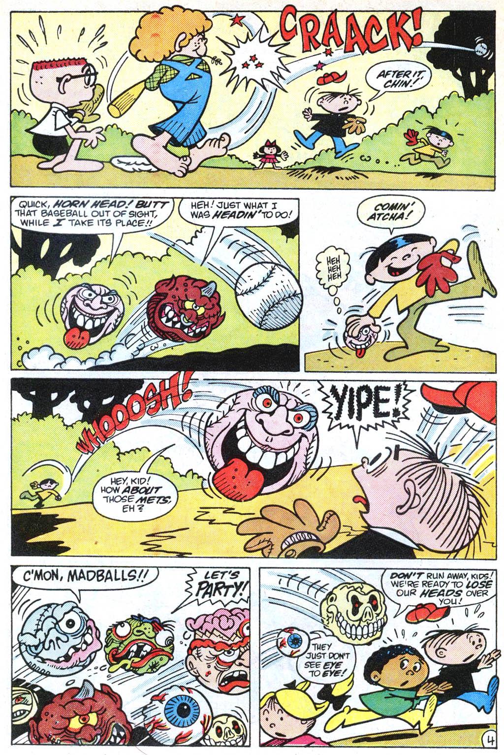 Madballs issue 1 - Page 5