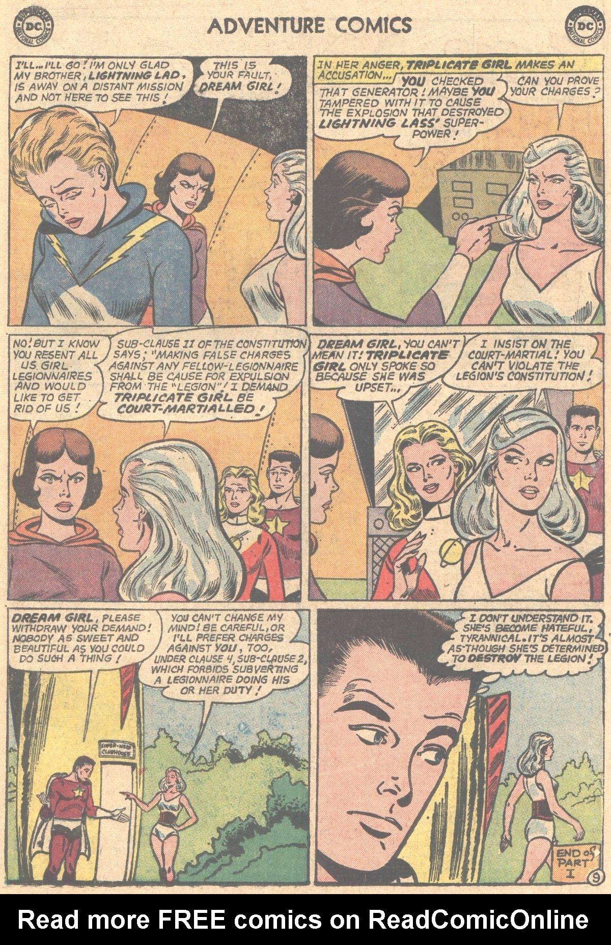 Read online Adventure Comics (1938) comic -  Issue #317 - 11