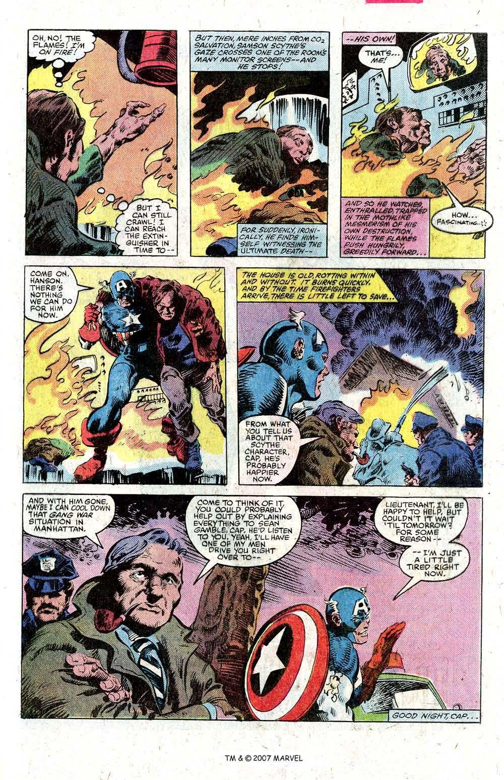 Read online Captain America (1968) comic -  Issue # _Annual 5 - 49