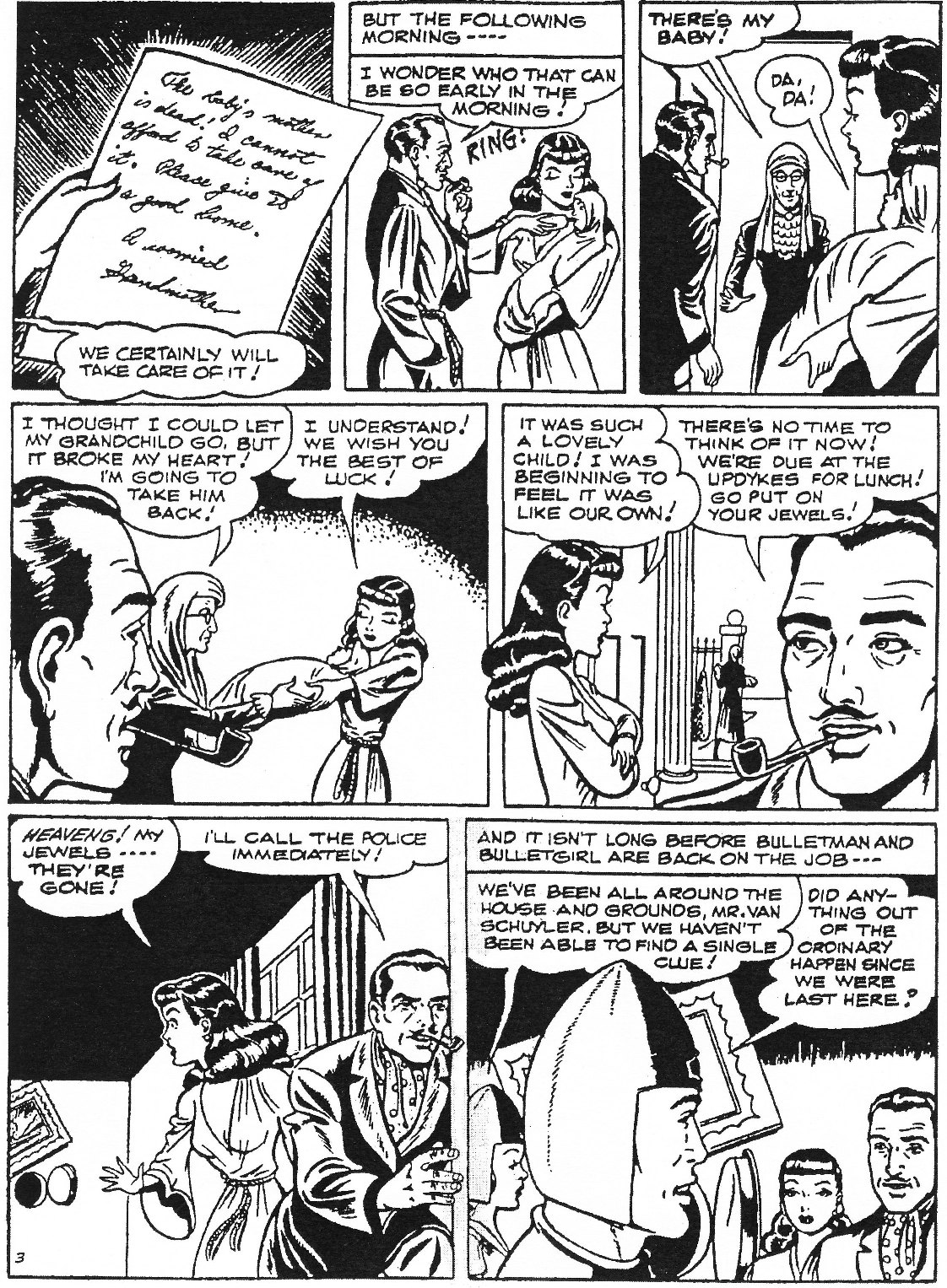 Read online Men of Mystery Comics comic -  Issue #63 - 29