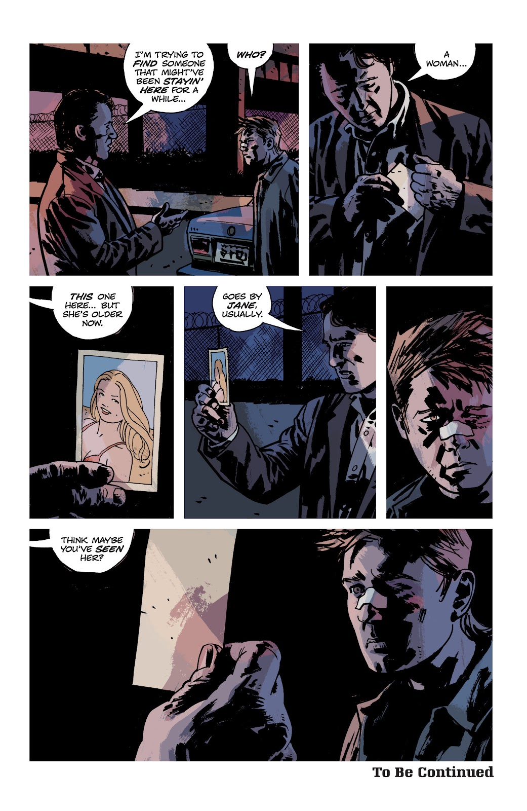 Read online Criminal (2019) comic -  Issue #10 - 28