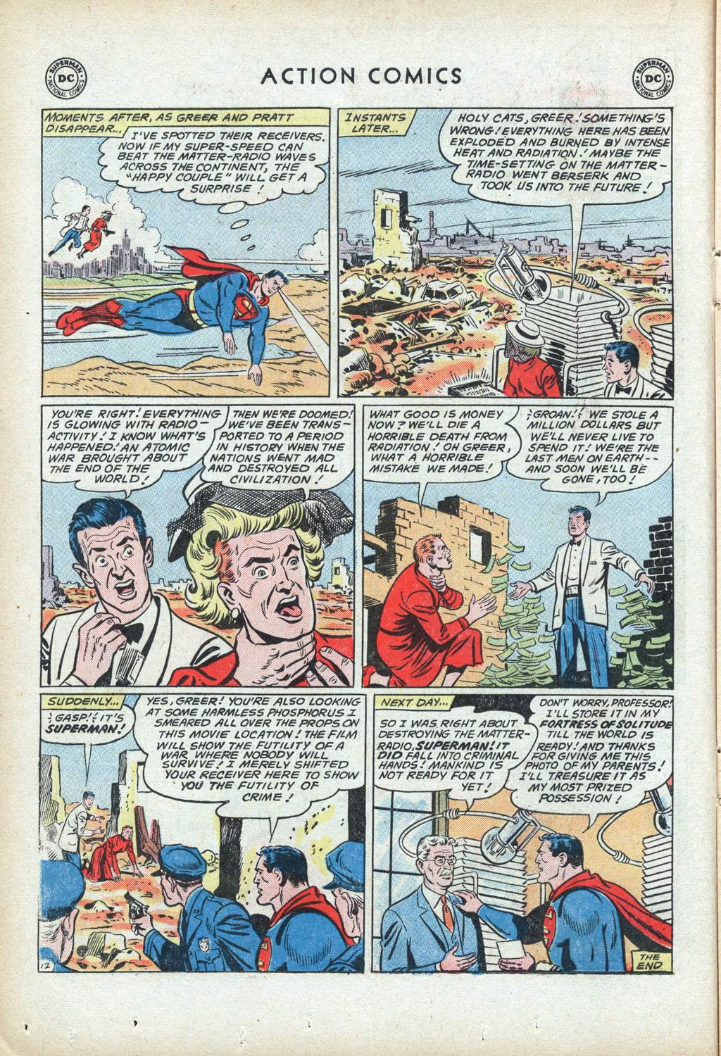 Read online Action Comics (1938) comic -  Issue #281 - 14