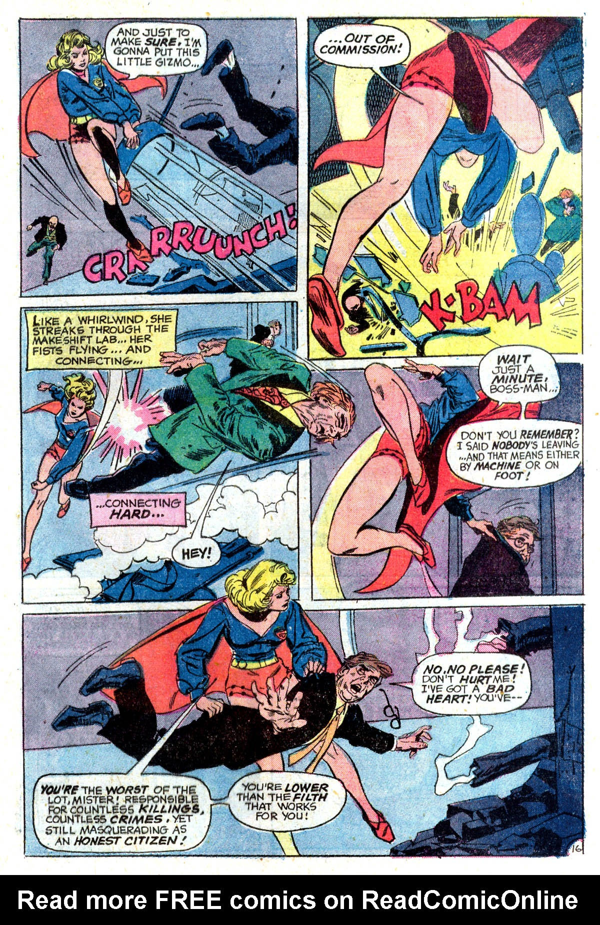 Read online Adventure Comics (1938) comic -  Issue #424 - 17
