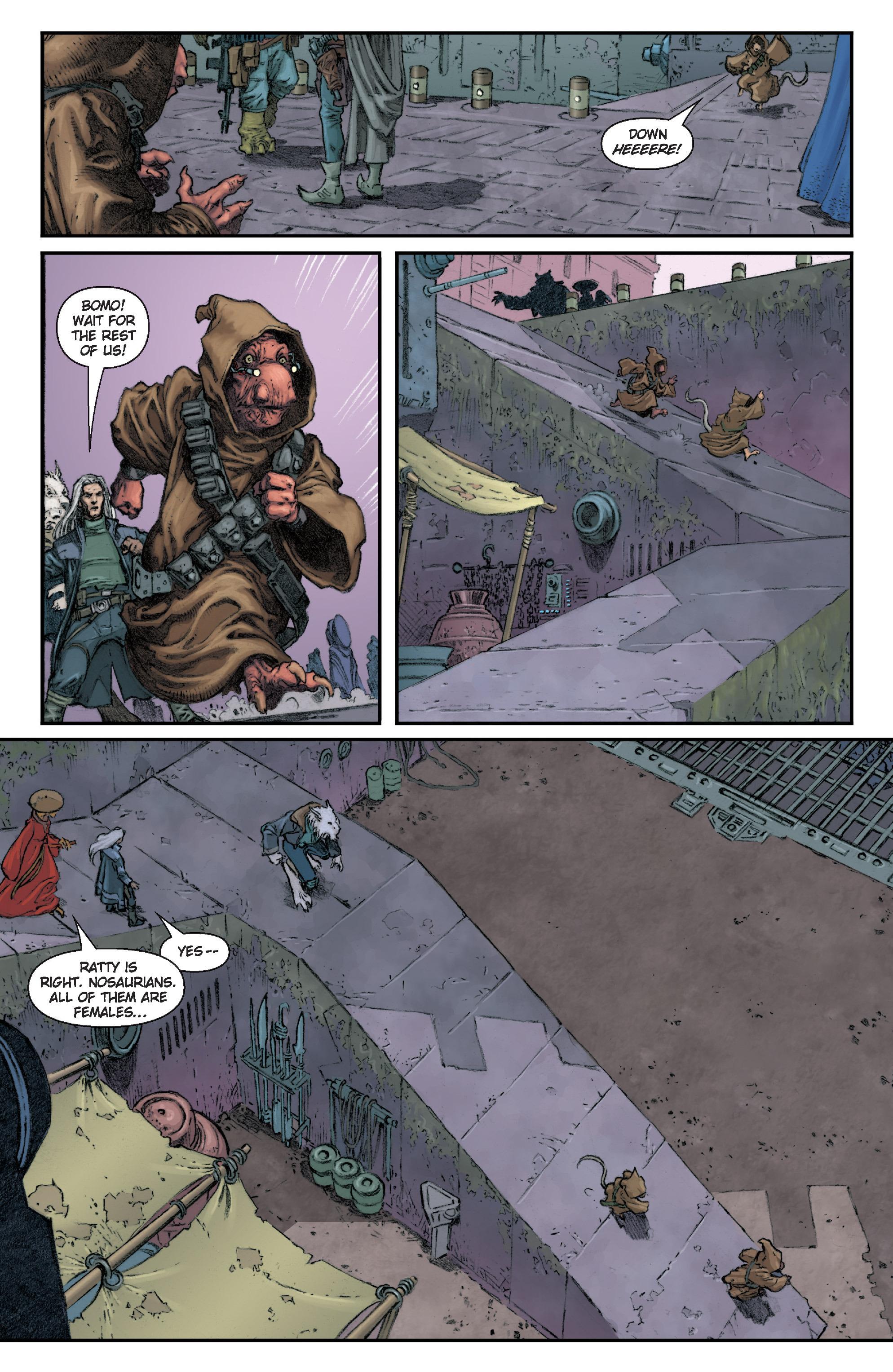 Read online Star Wars Omnibus comic -  Issue # Vol. 31 - 115