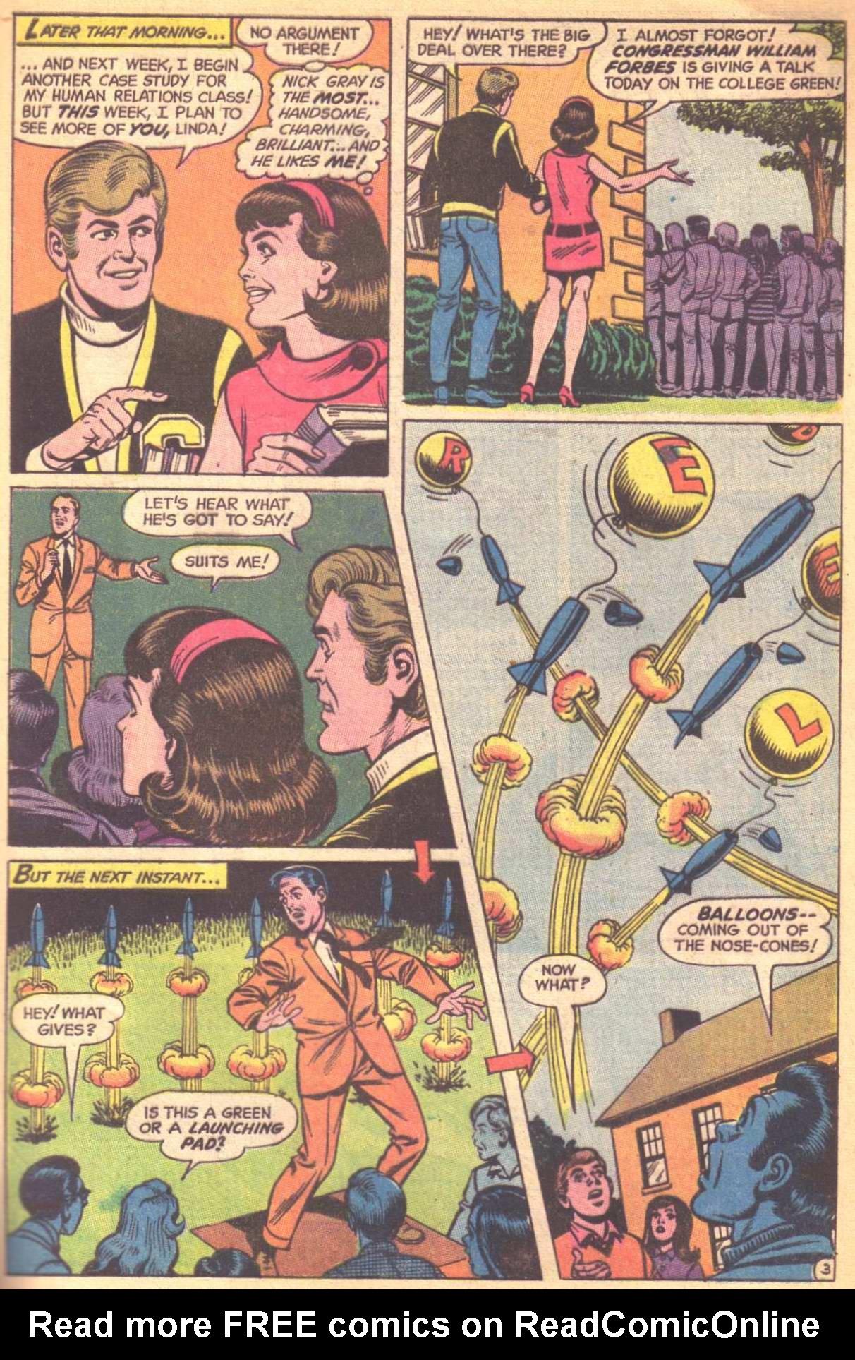 Read online Adventure Comics (1938) comic -  Issue #382 - 5
