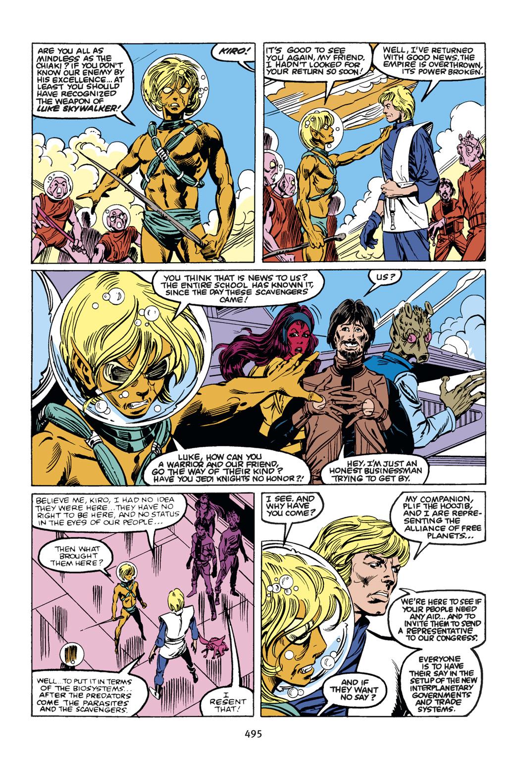 Read online Star Wars Omnibus comic -  Issue # Vol. 18.5 - 211