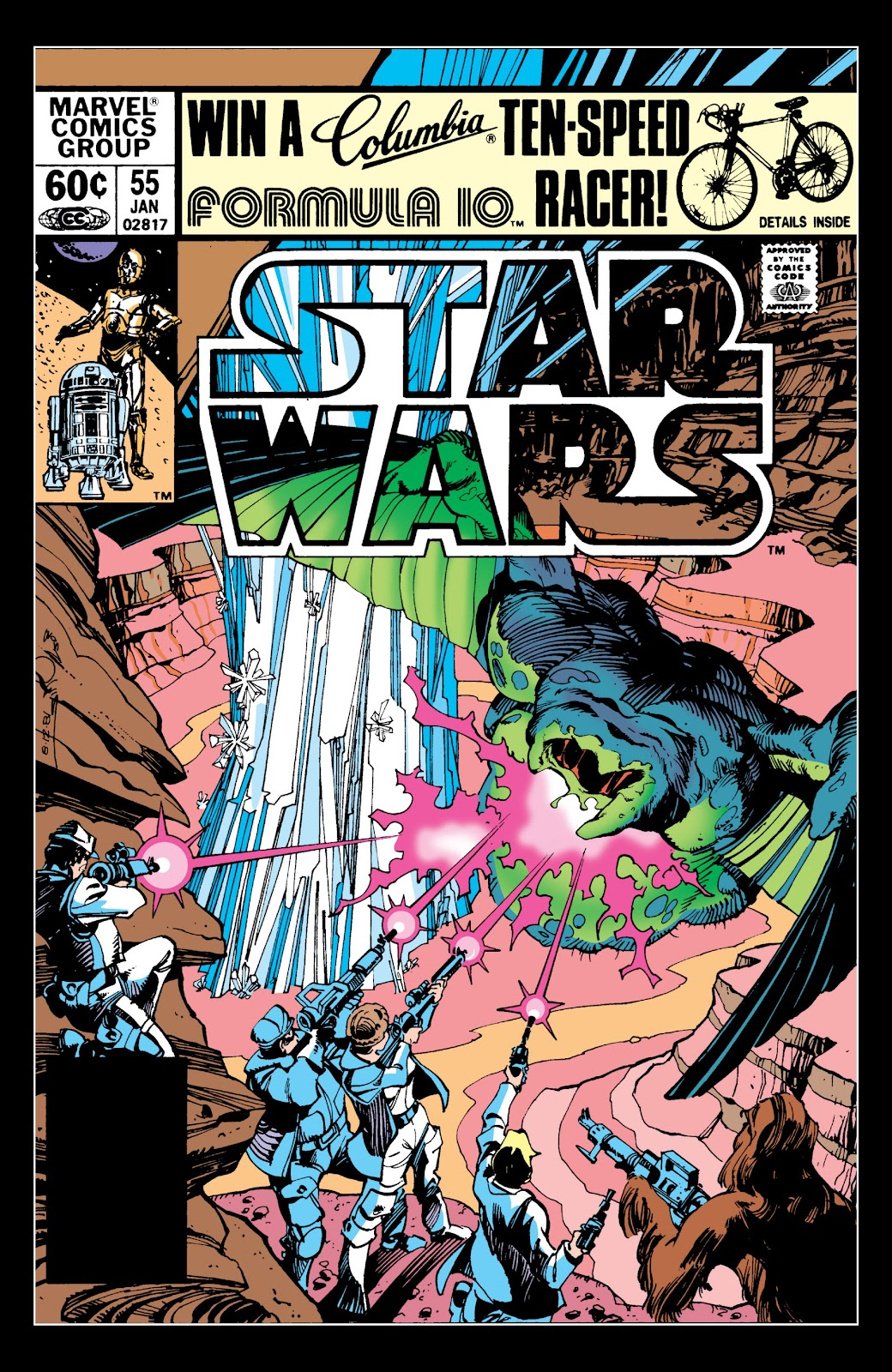 Read online Star Wars Legends: The Original Marvel Years - Epic Collection comic -  Issue # TPB 3 (Part 4) - 57