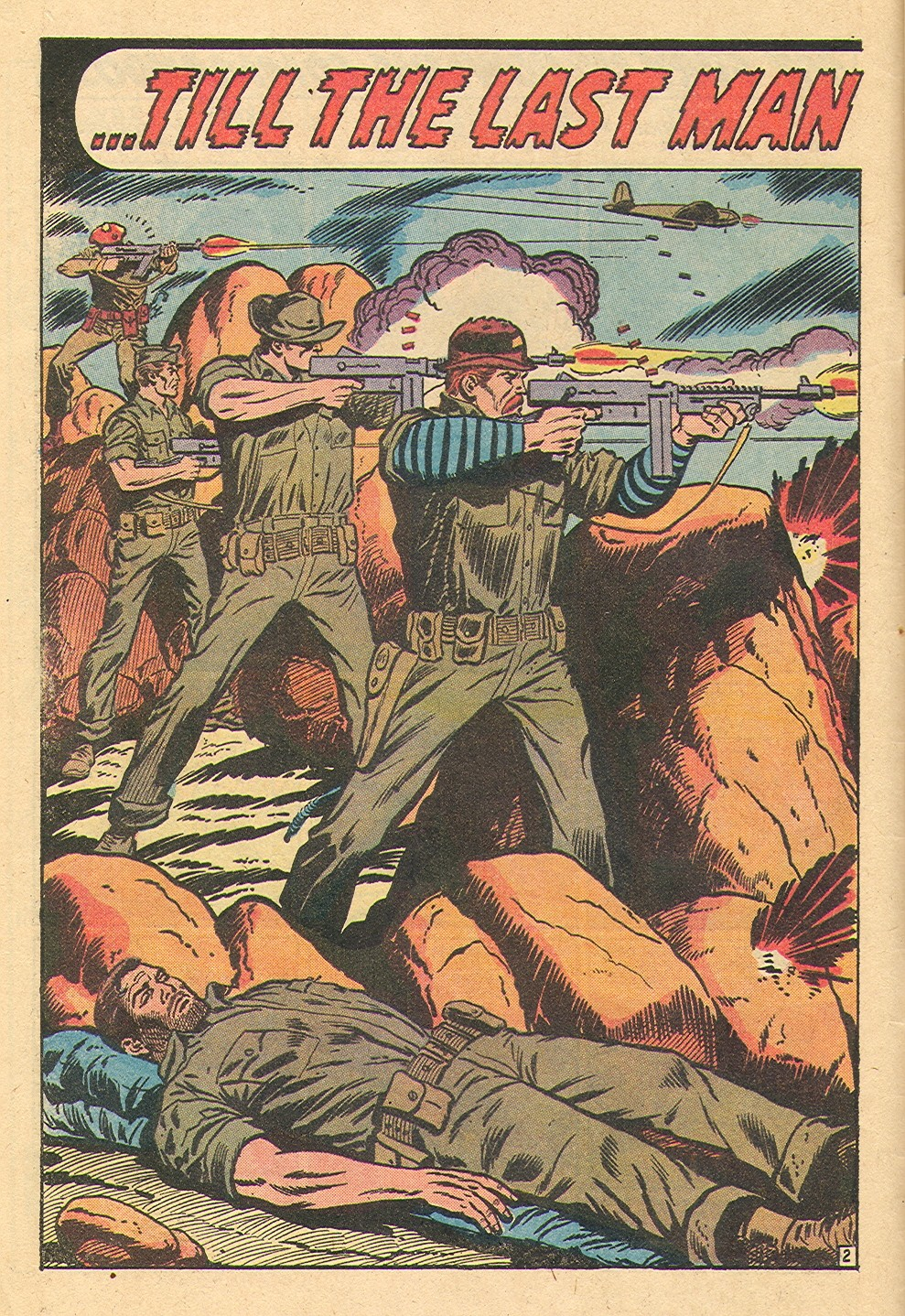 Read online Sgt. Fury comic -  Issue #97 - 4