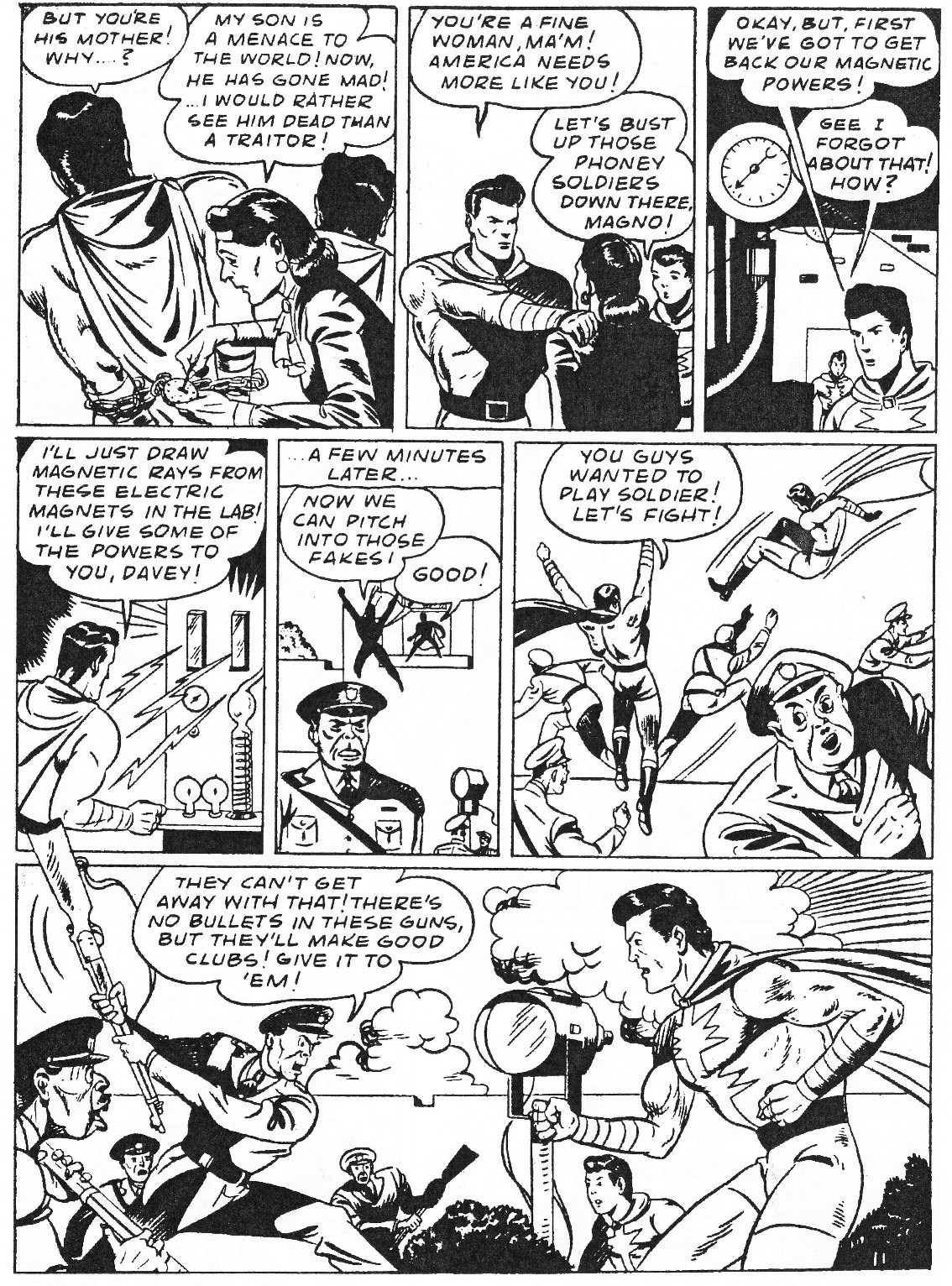 Read online Men of Mystery Comics comic -  Issue #81 - 77