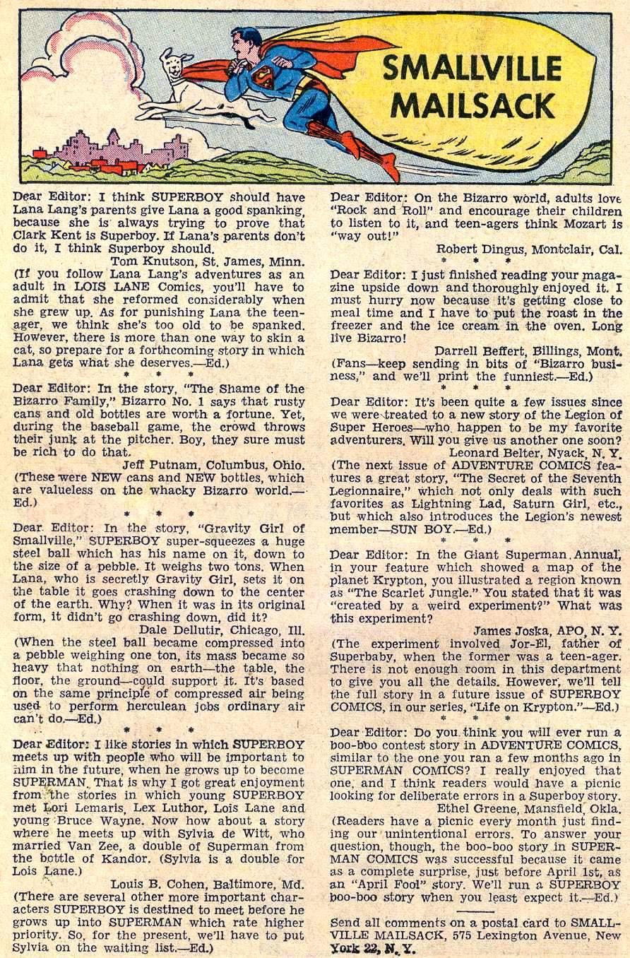 Read online Adventure Comics (1938) comic -  Issue #289 - 18