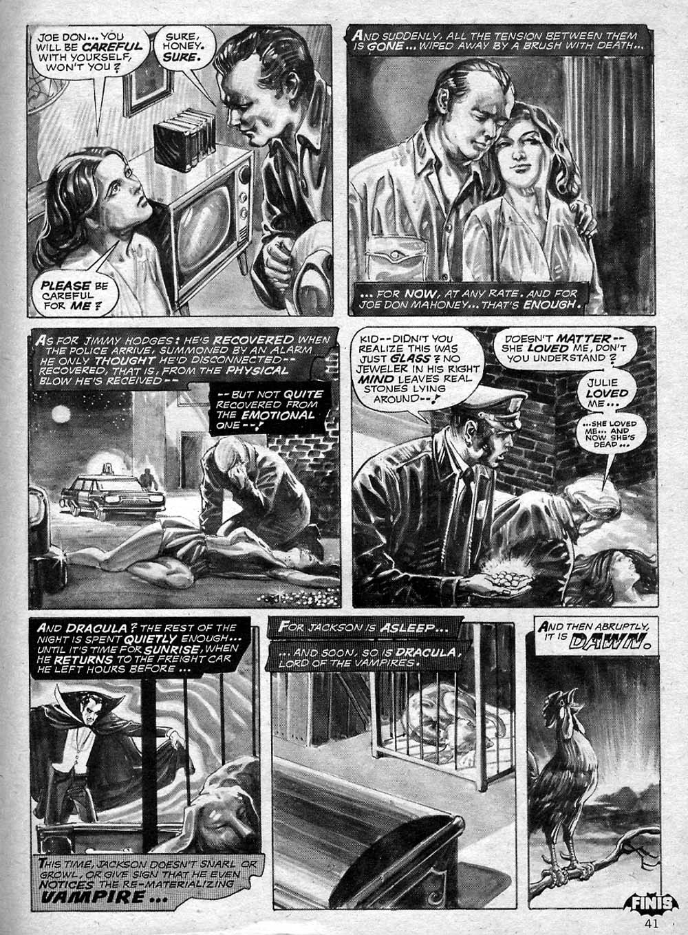 Dracula Lives issue 9 - Page 38