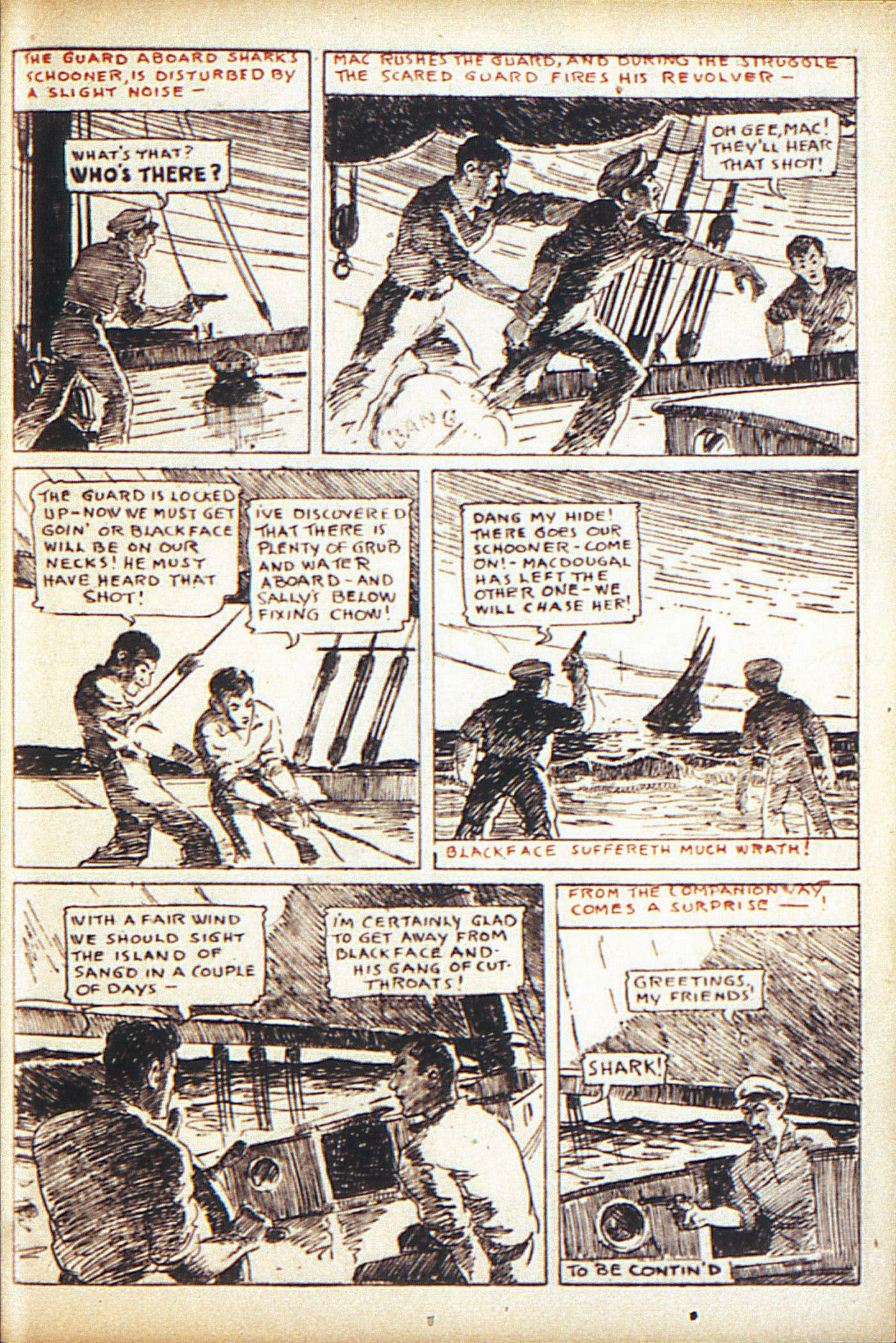 Read online Adventure Comics (1938) comic -  Issue #10 - 48