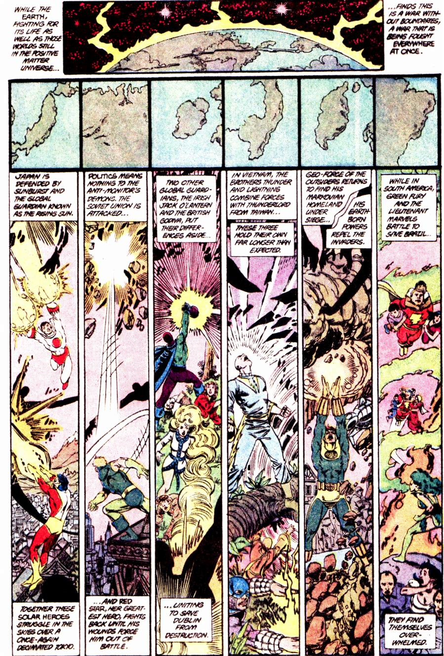 Crisis on Infinite Earths (1985) 12 Page 11