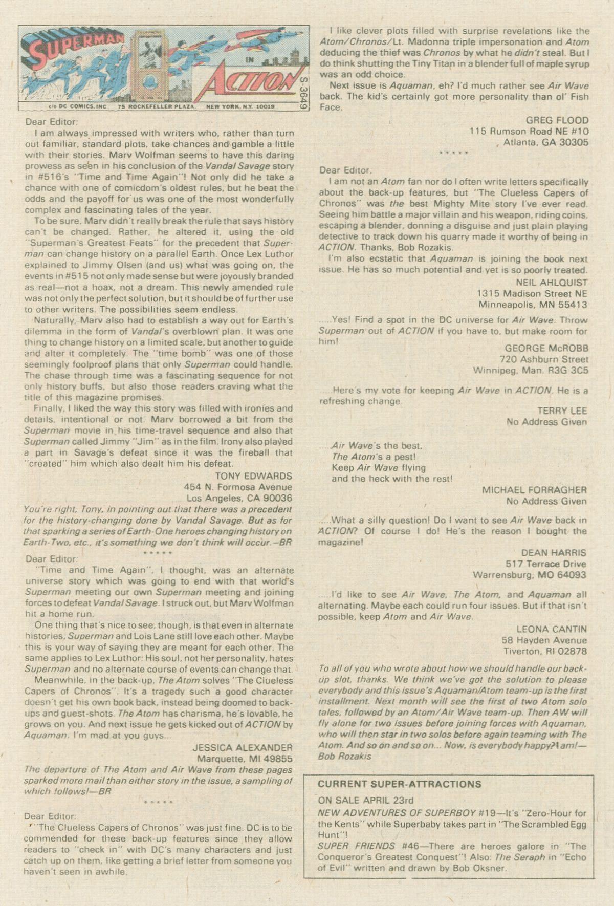 Action Comics (1938) 521 Page 18