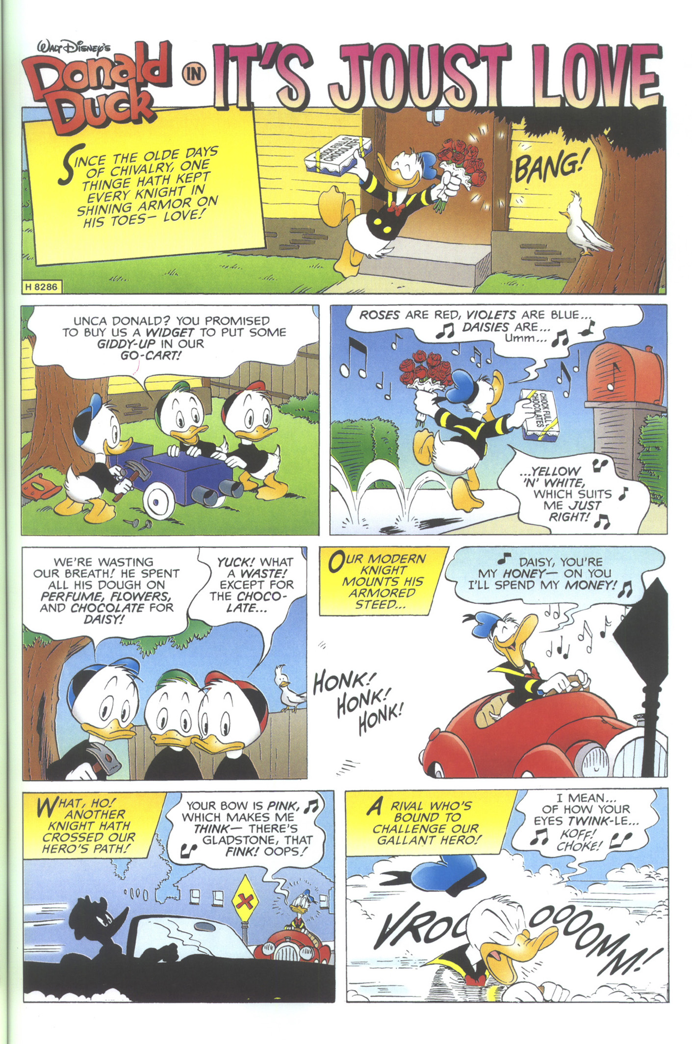 Read online Uncle Scrooge (1953) comic -  Issue #365 - 40
