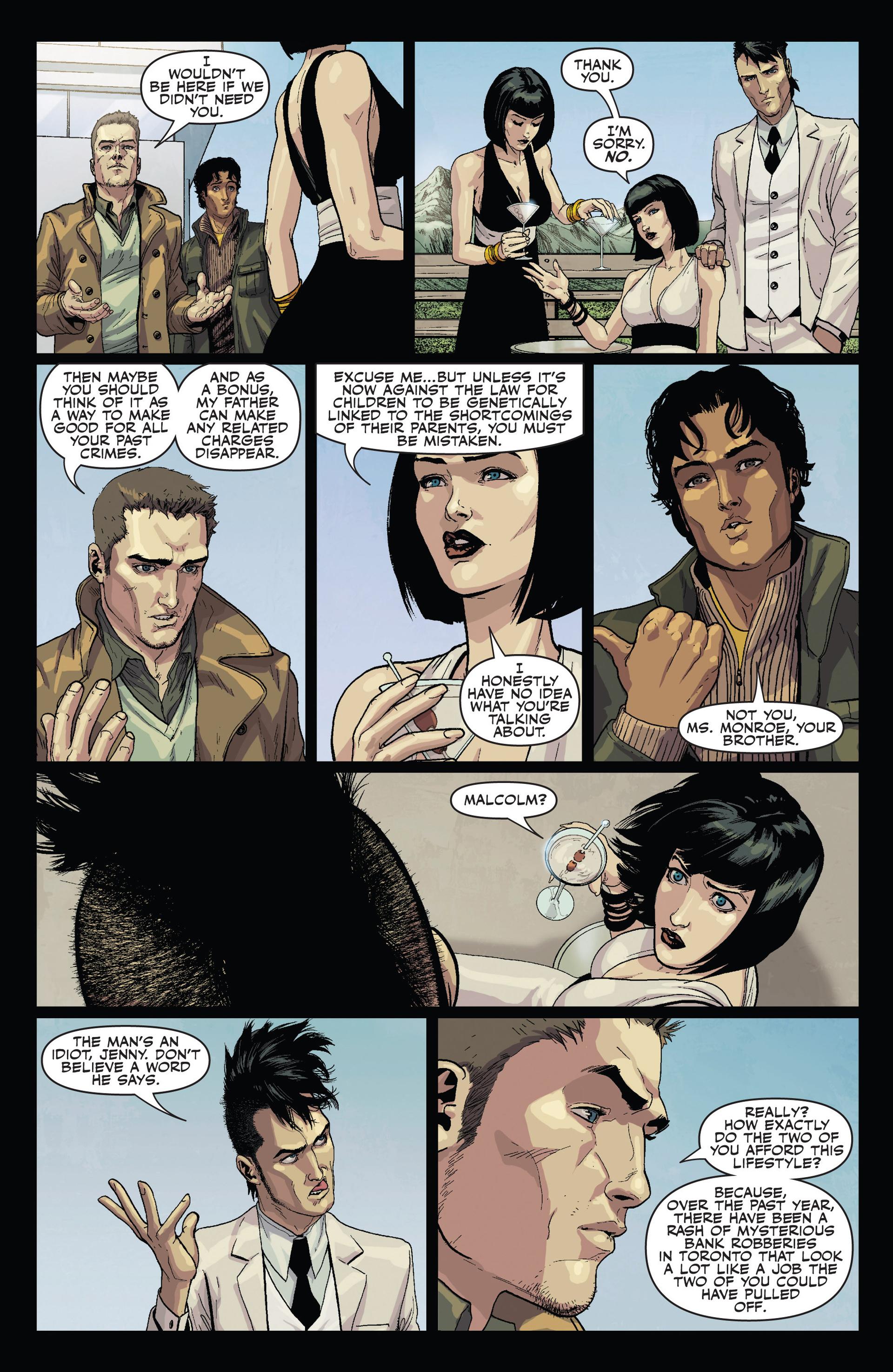 Read online Secret Warriors comic -  Issue #24 - 17