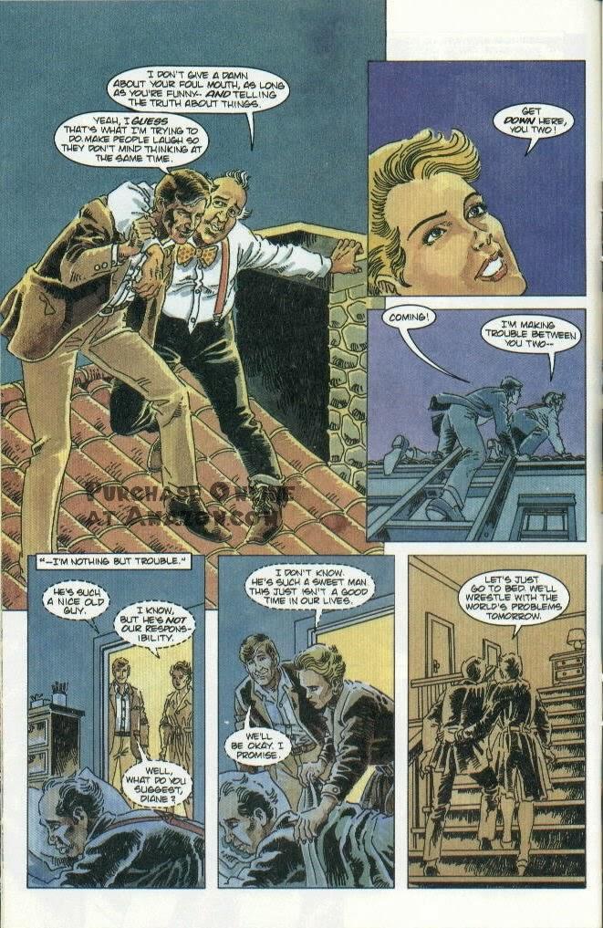 Read online Quantum Leap comic -  Issue #10 - 14