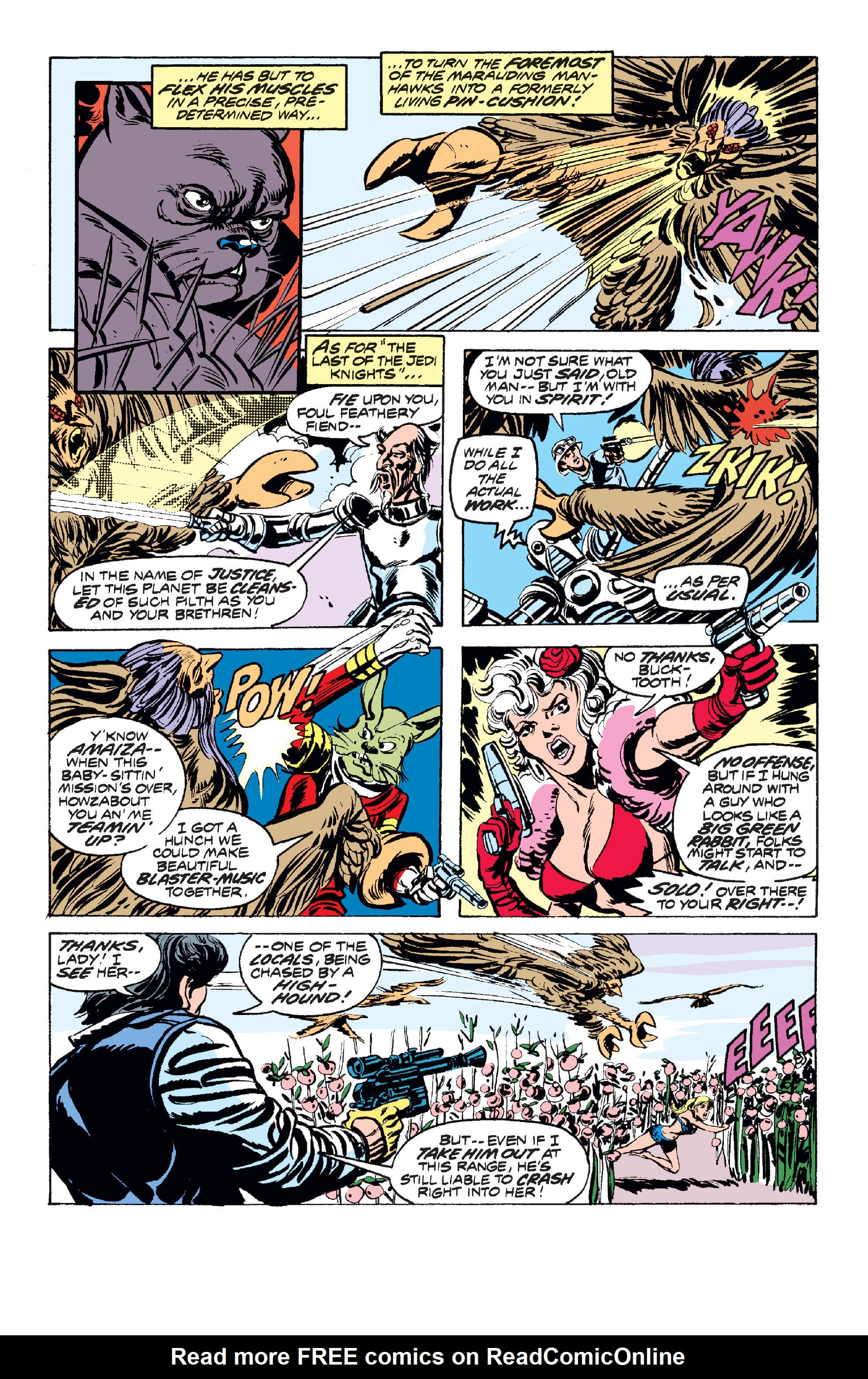 Read online Star Wars Omnibus comic -  Issue # Vol. 13 - 157